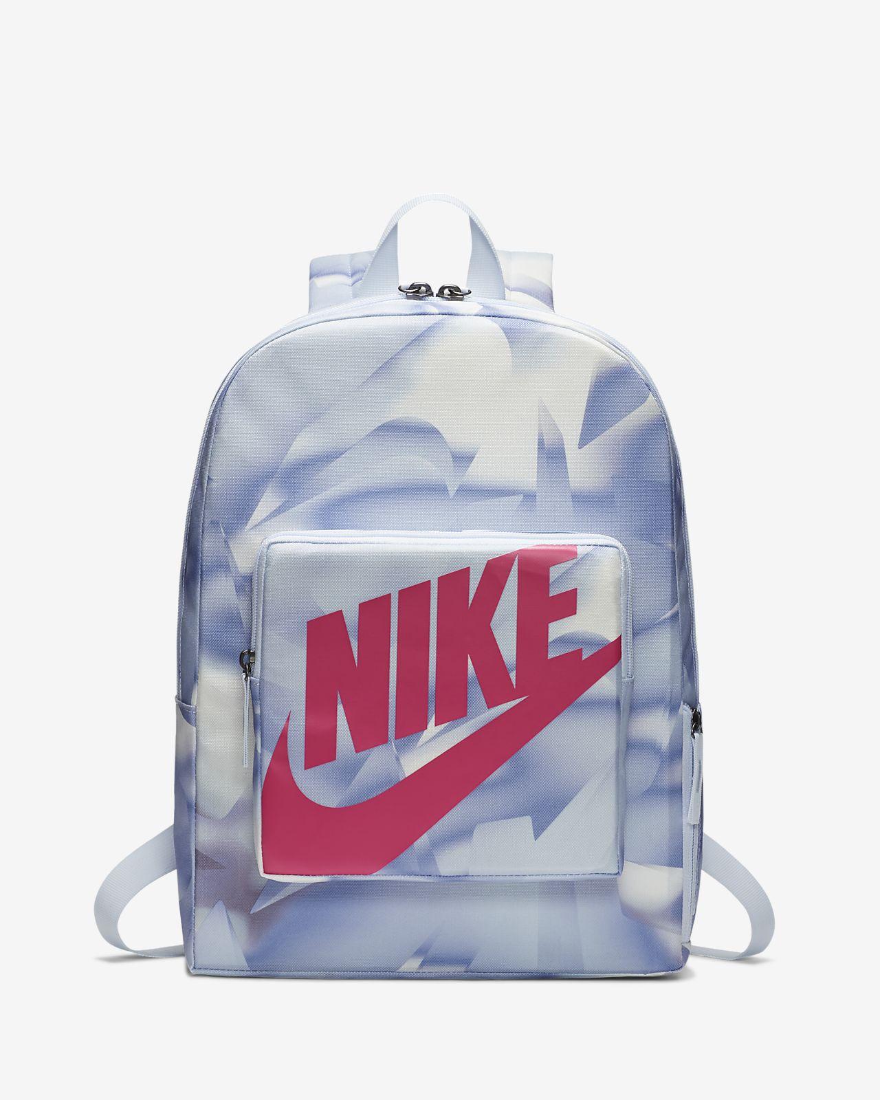 Nike Classic ryggsekk med trykk til barn