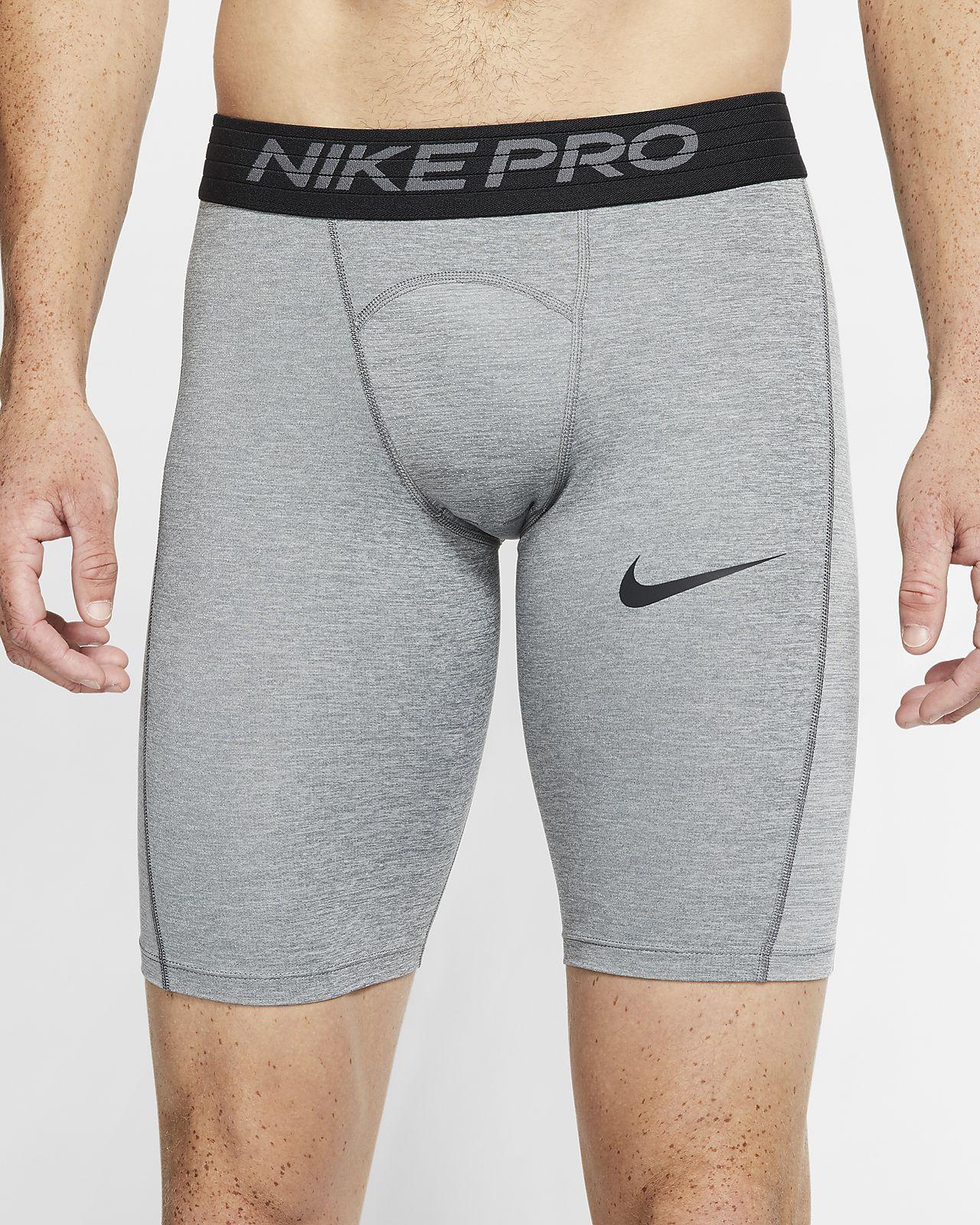 Nike Pro Langere herenshorts