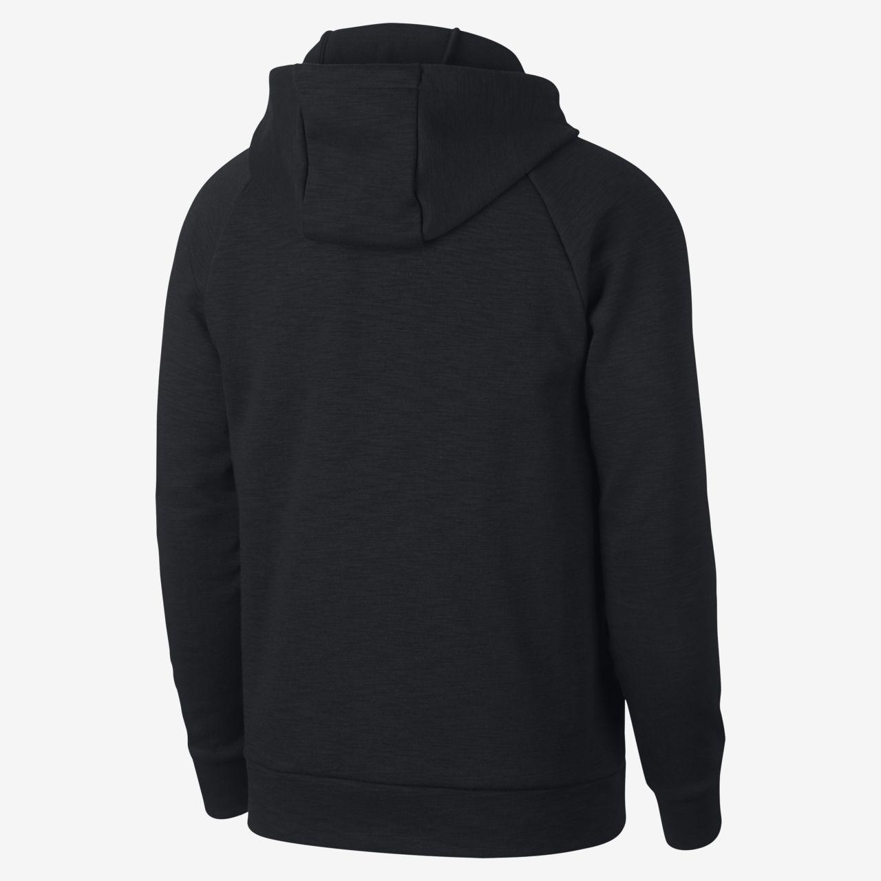 Nike Sportswear Optic Felpa con Cappuccio e Zip a Tutta Lunghezza Uomo
