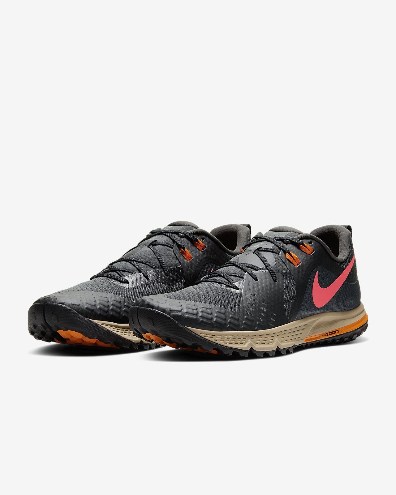 Nike Air Zoom Wildhorse 5 trailløbesko til mænd