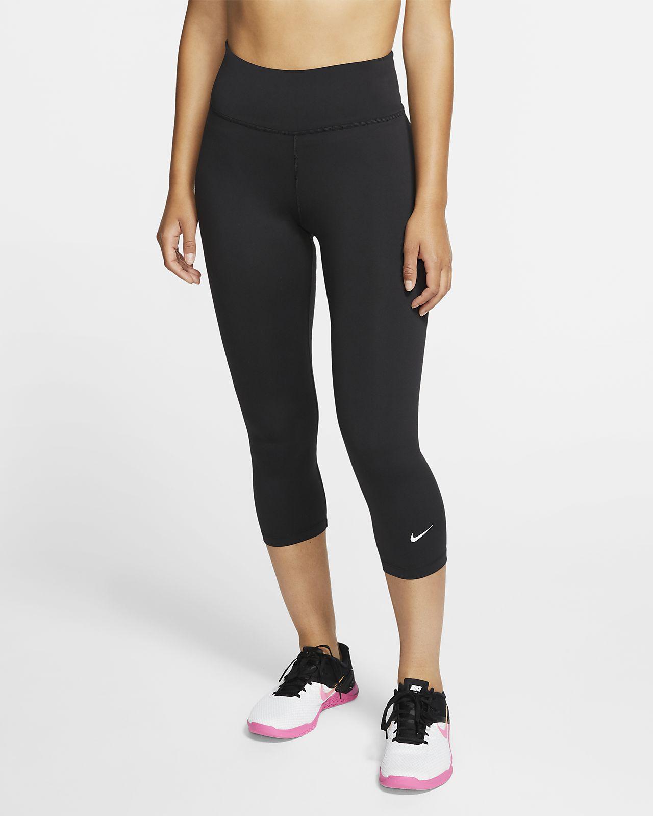 Träningsbyxor Nike One i trekvartslängd för kvinnor