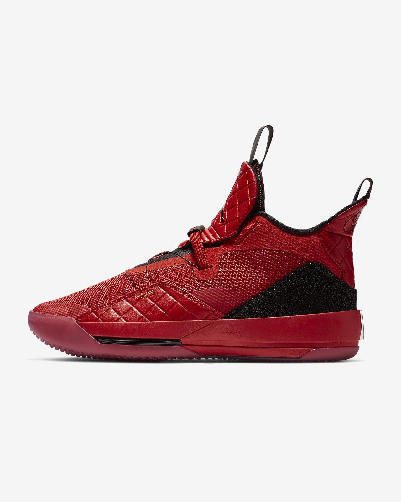 Air Jordan XXXIII Basketball Shoe. Nike VN