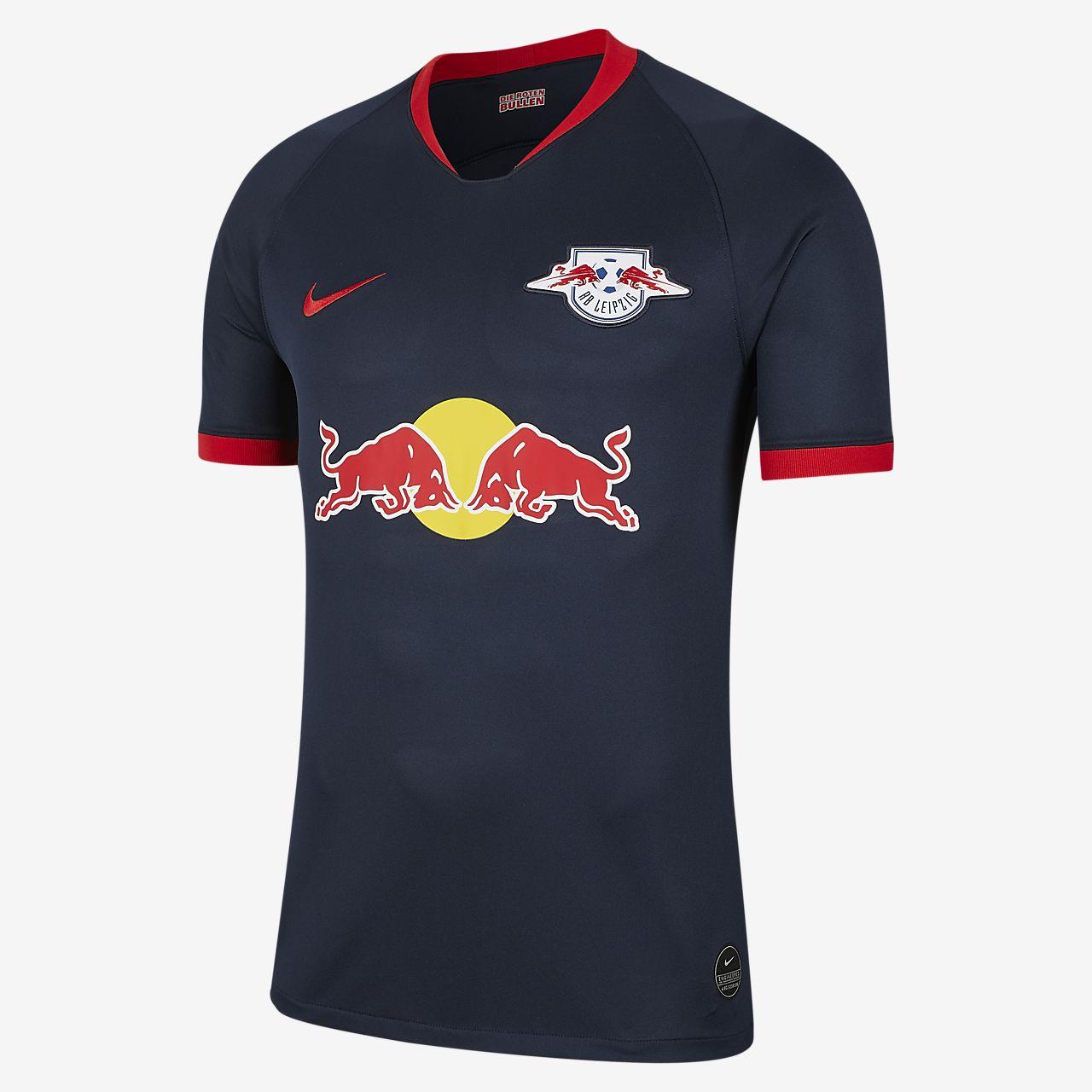 RB Leipzig 2019/20 Stadium Away Men's Football Shirt