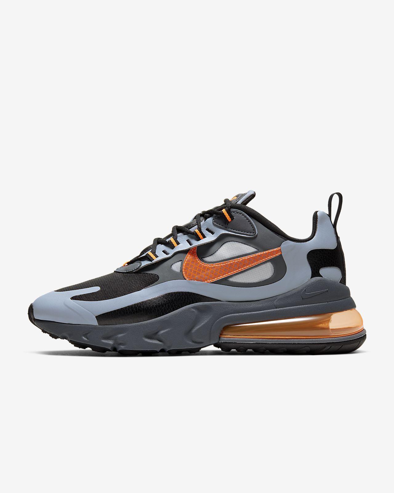 air max 270 react orange