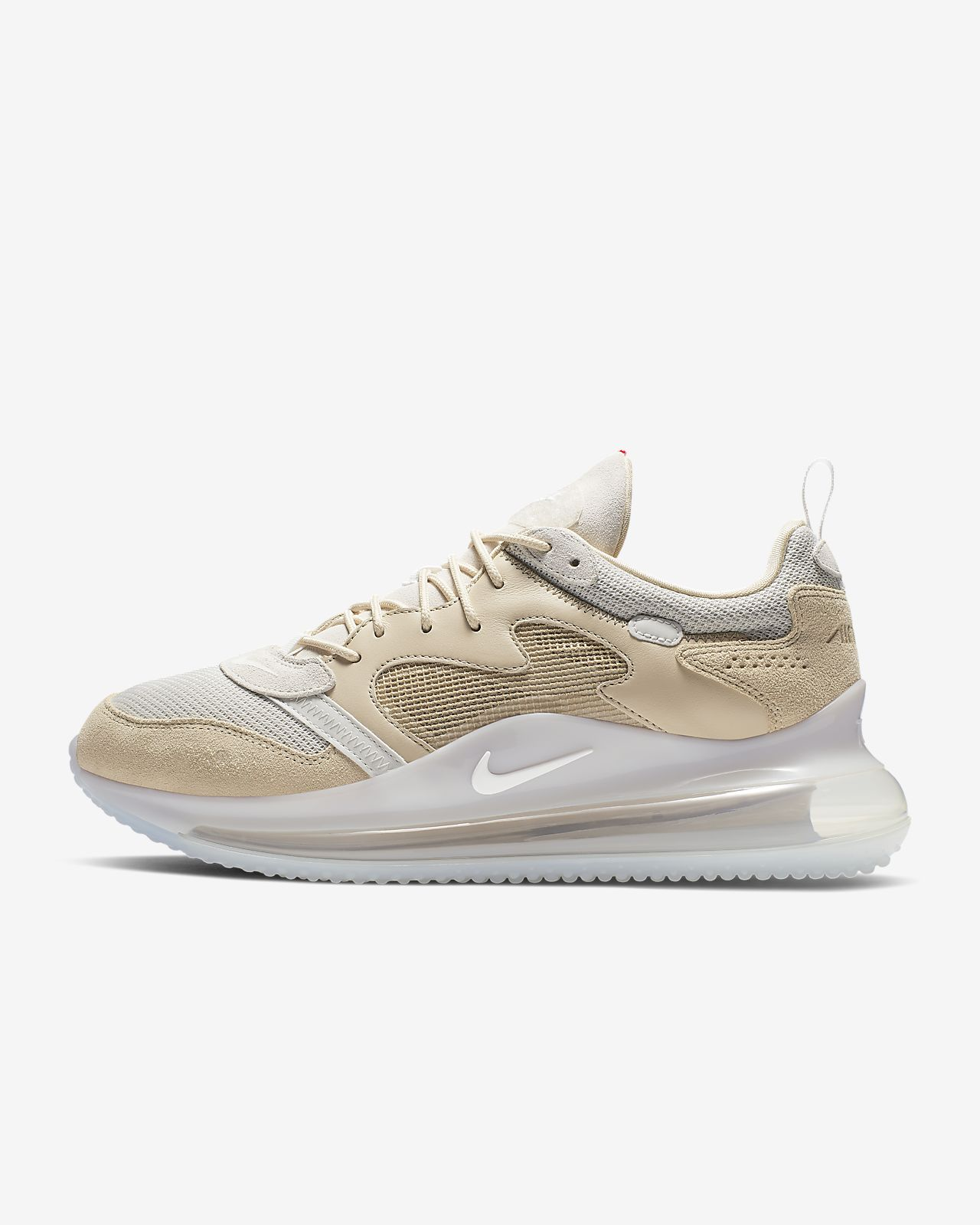 Air Max 720 OBJ Suede, Leather and Mesh Sneakers