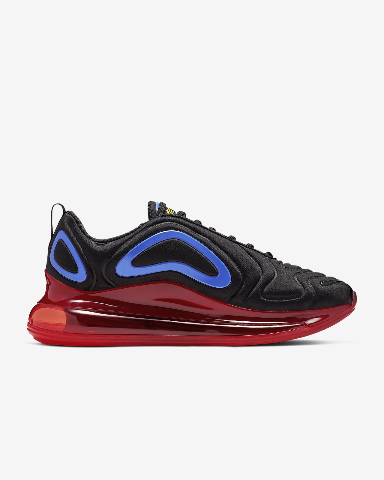Nike Air Max 720 Chaussure pour Homme Femme Rouge Rouge