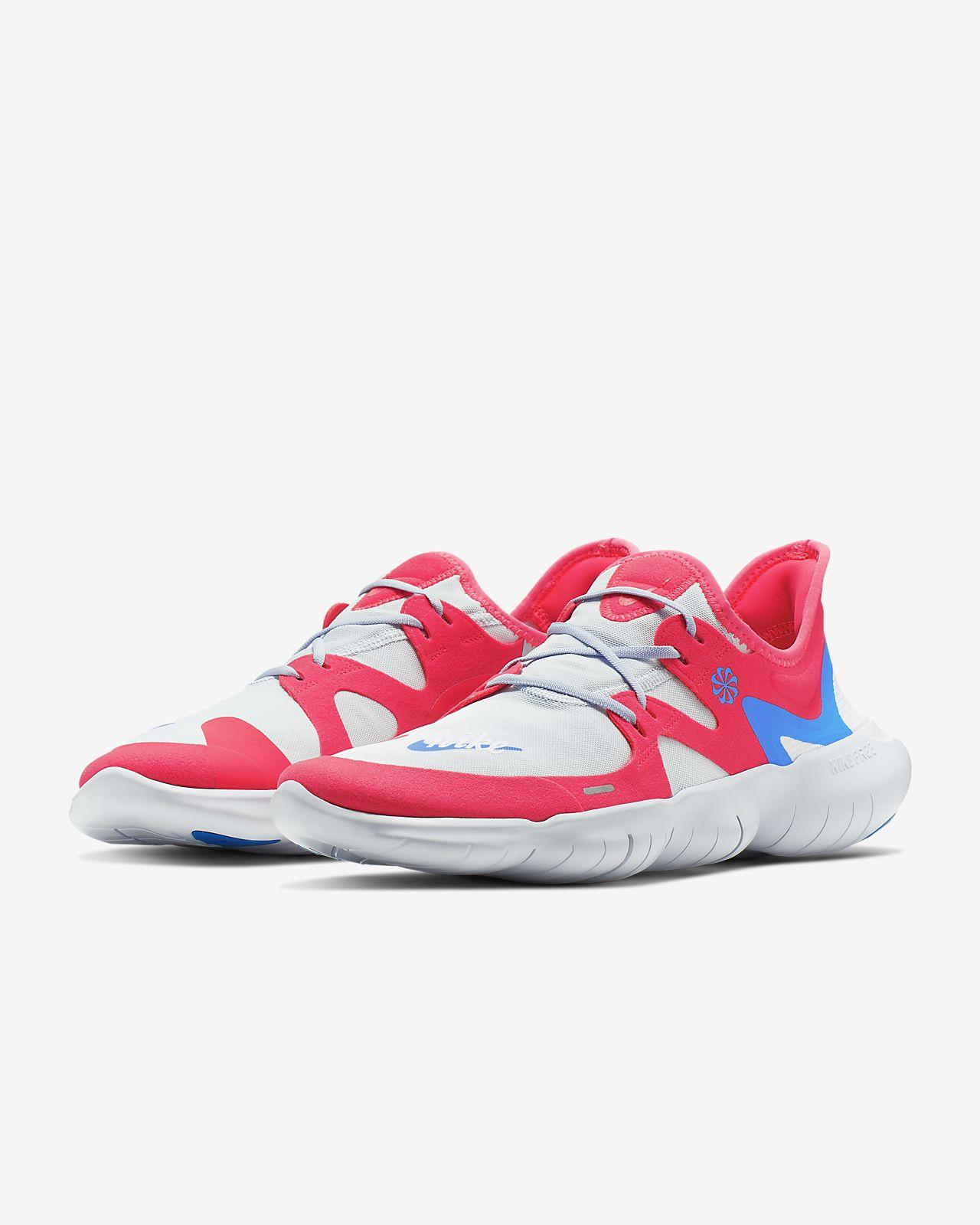 Nike Free Run Pink : Nike Free 5.0