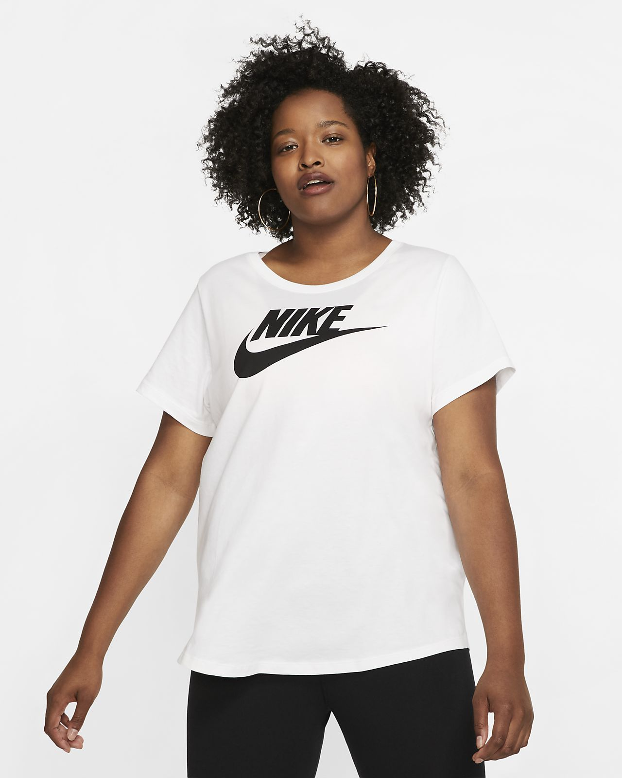 Tee-shirt Nike Sportswear Essential pour Femme (grande taille)