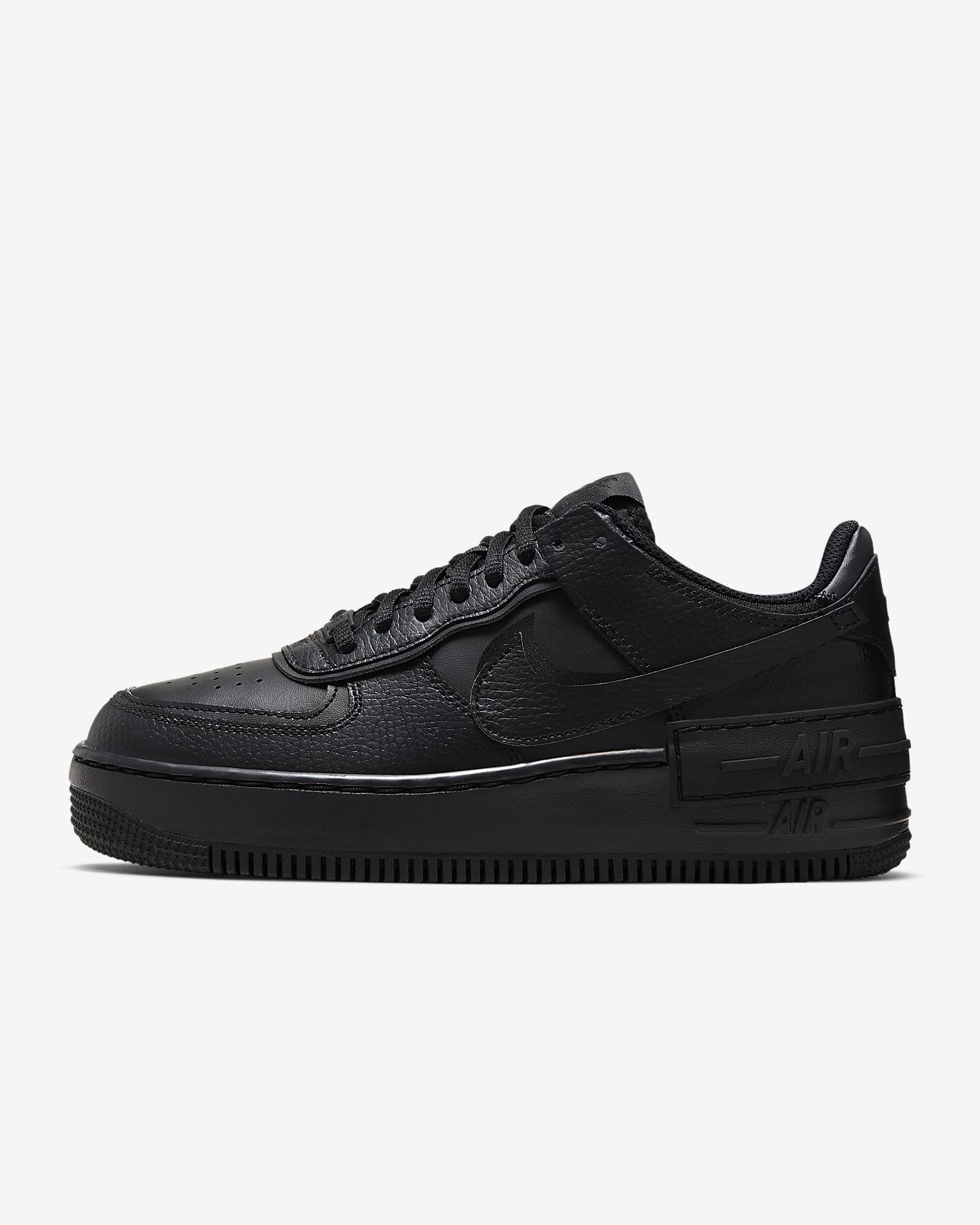 Nike Air Force 1 Low White Black | Nike air force men, Nike