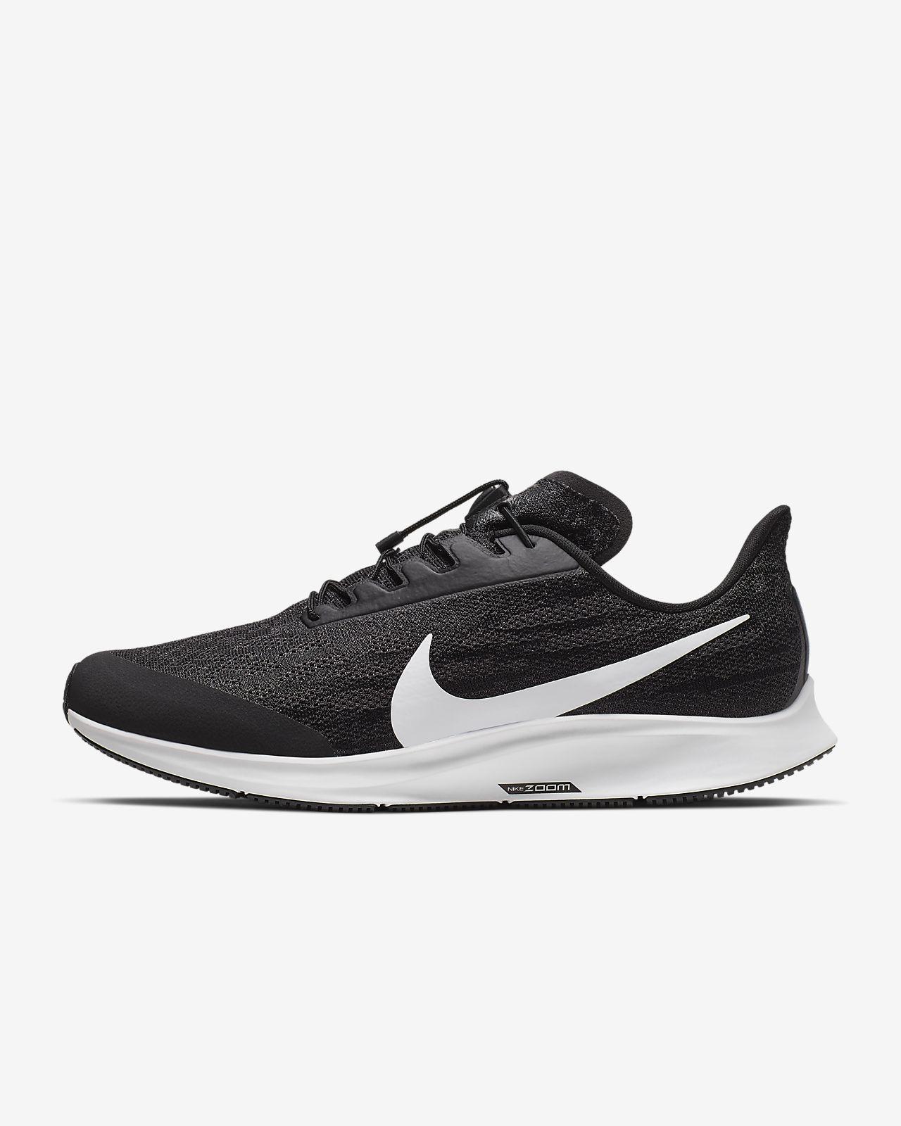 รองเท้าวิ่งผู้ชาย Nike Pegasus 36 FlyEase (หน้ากว้างพิเศษ)