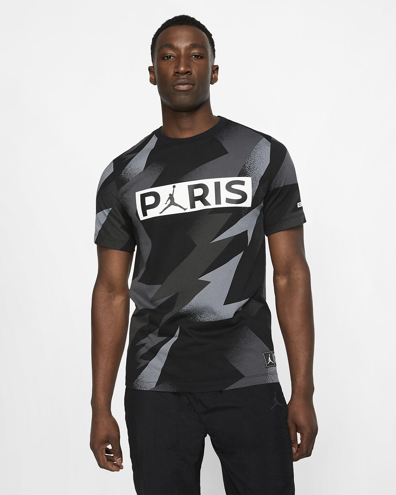 เสื้อยืดผู้ชาย Paris Saint-Germain