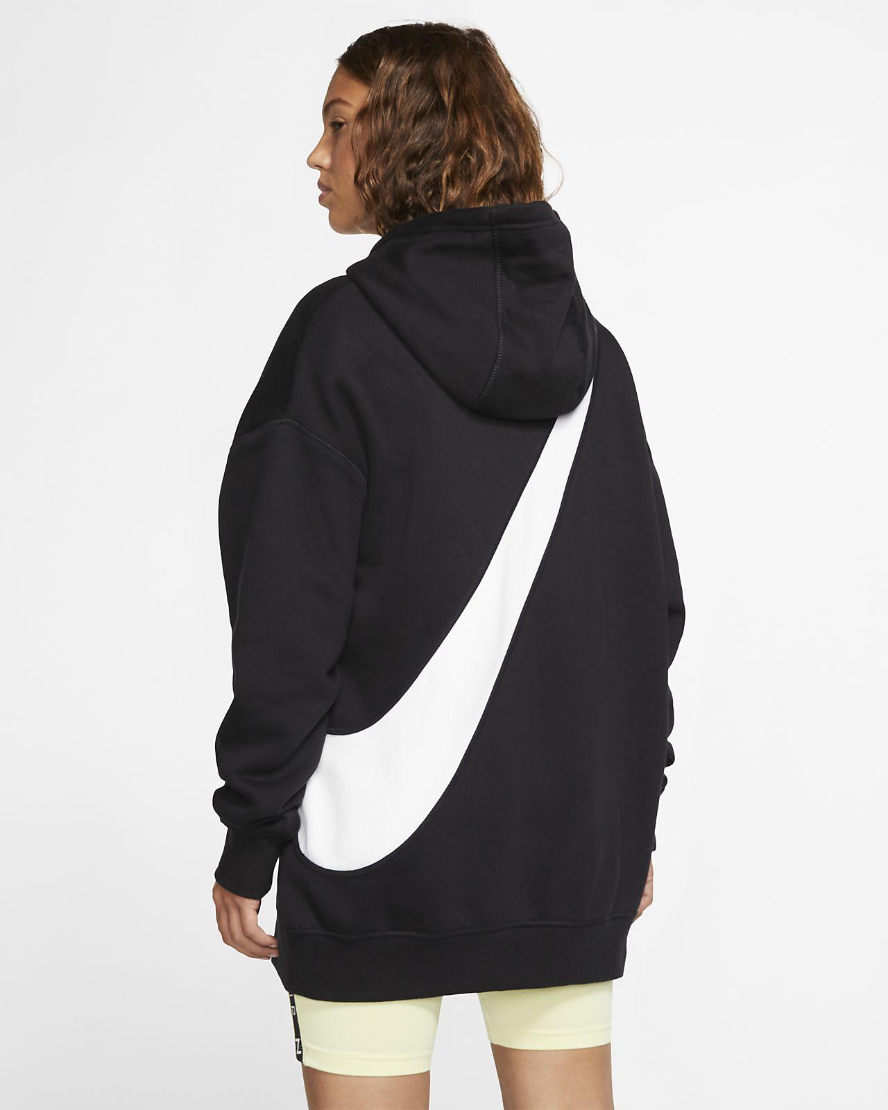nike hoodie swoosh