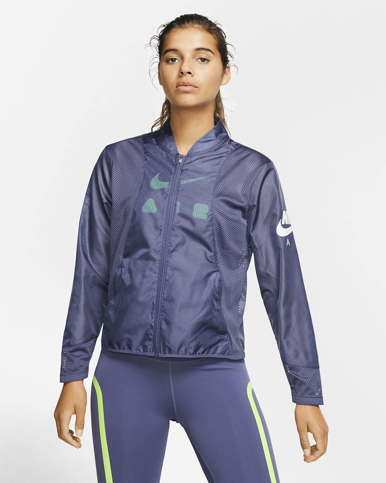 Veste de running Nike pour Femme. Nike FR