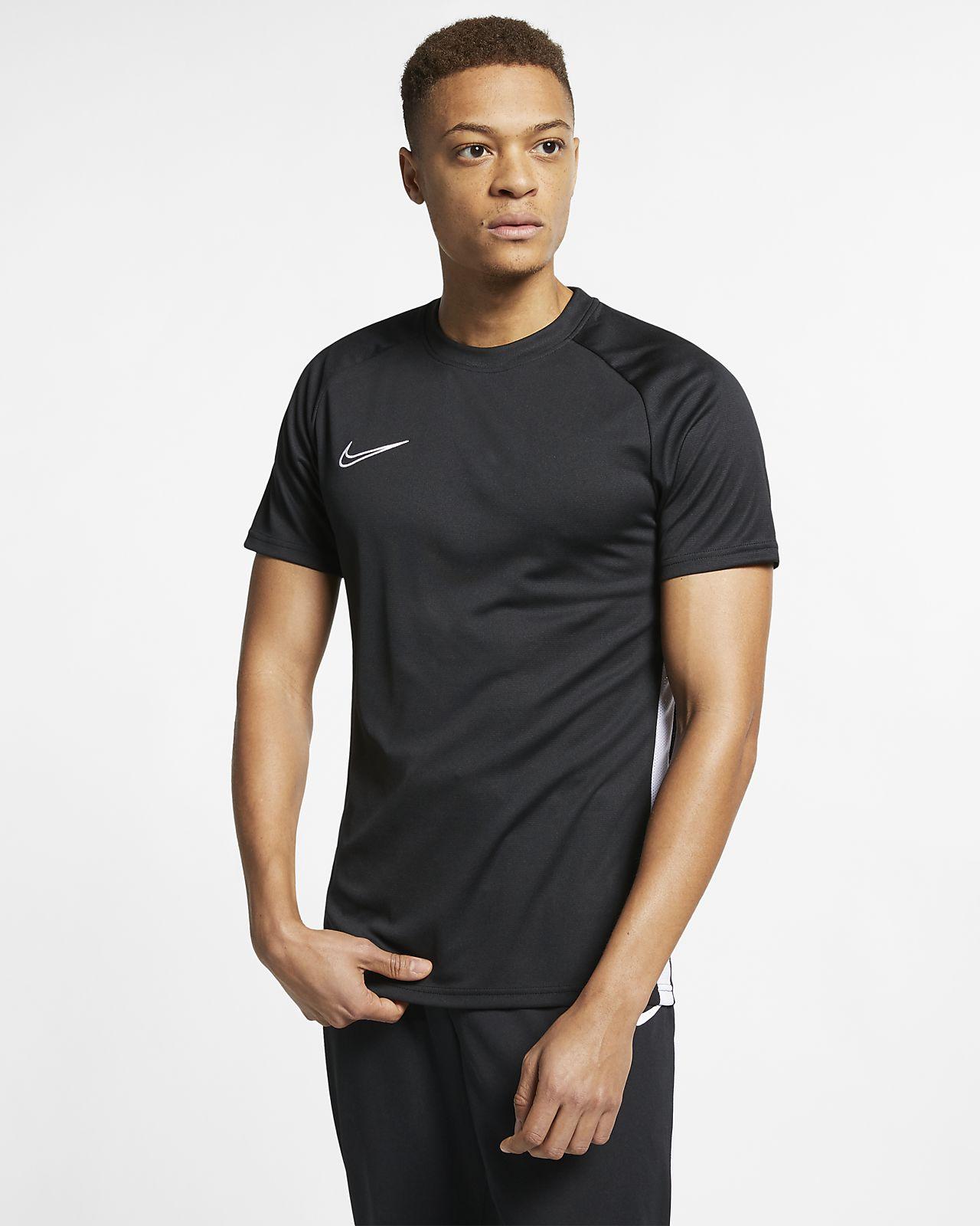 Ανδρική κοντομάνικη ποδοσφαιρική μπλούζα Nike Dri-FIT Academy