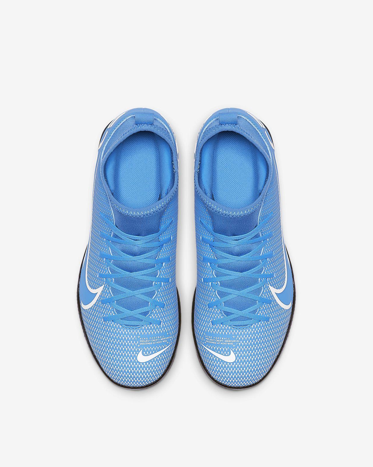 Nike Jr. Mercurial Superfly 7 Club IC Zaalvoetbalschoen voor kleuterskids