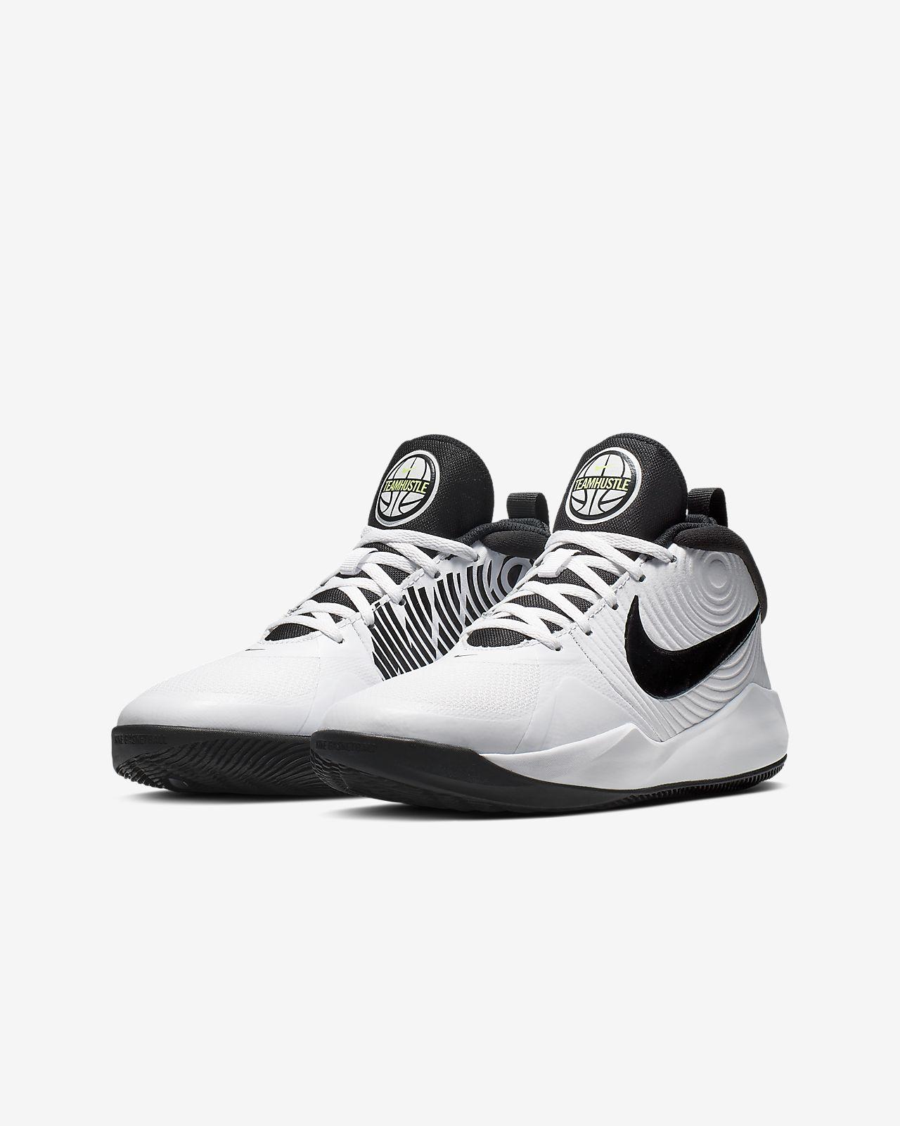 chaussure de basket nike enfant