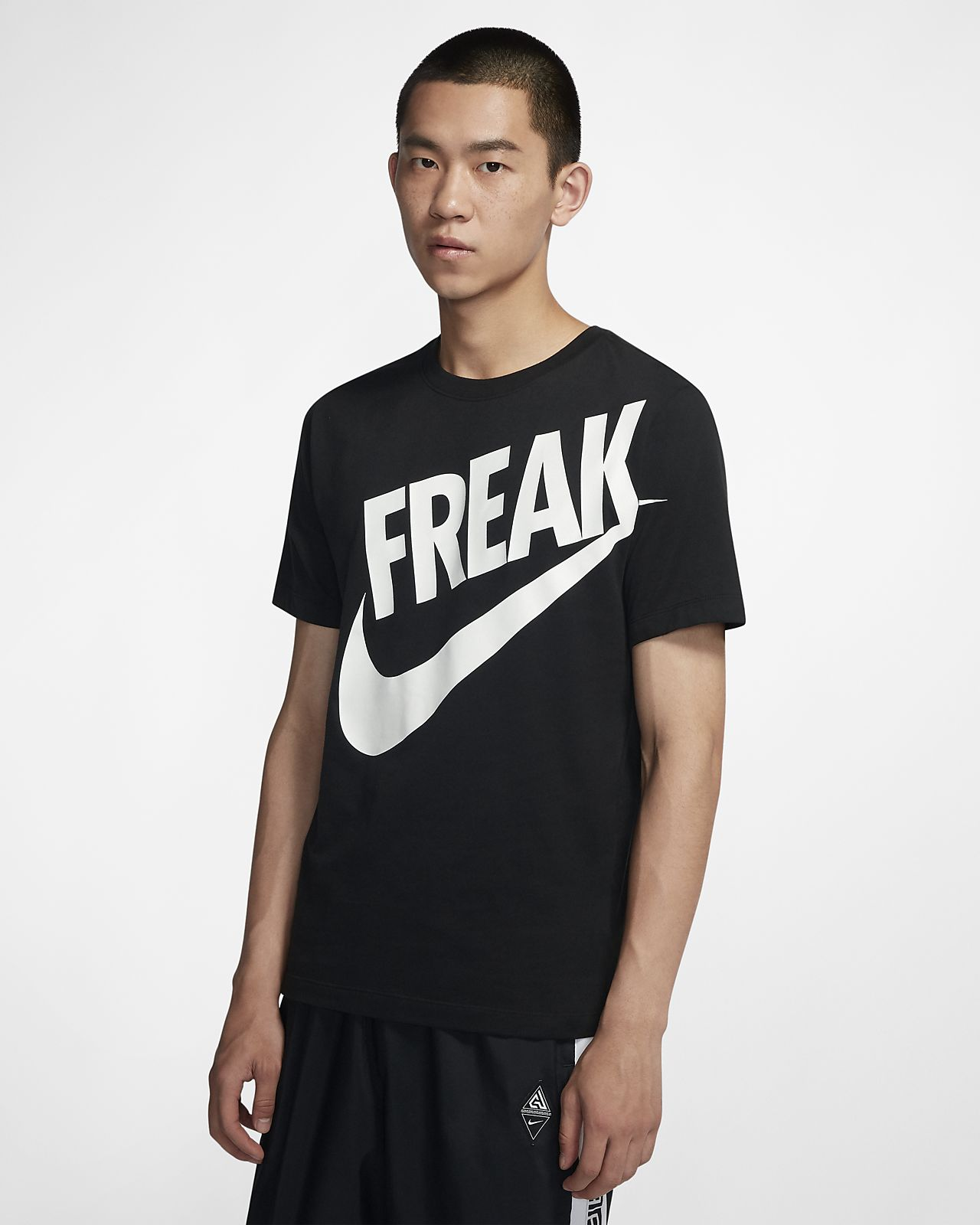 Giannis Nike Dri-FIT 男款籃球 T 恤