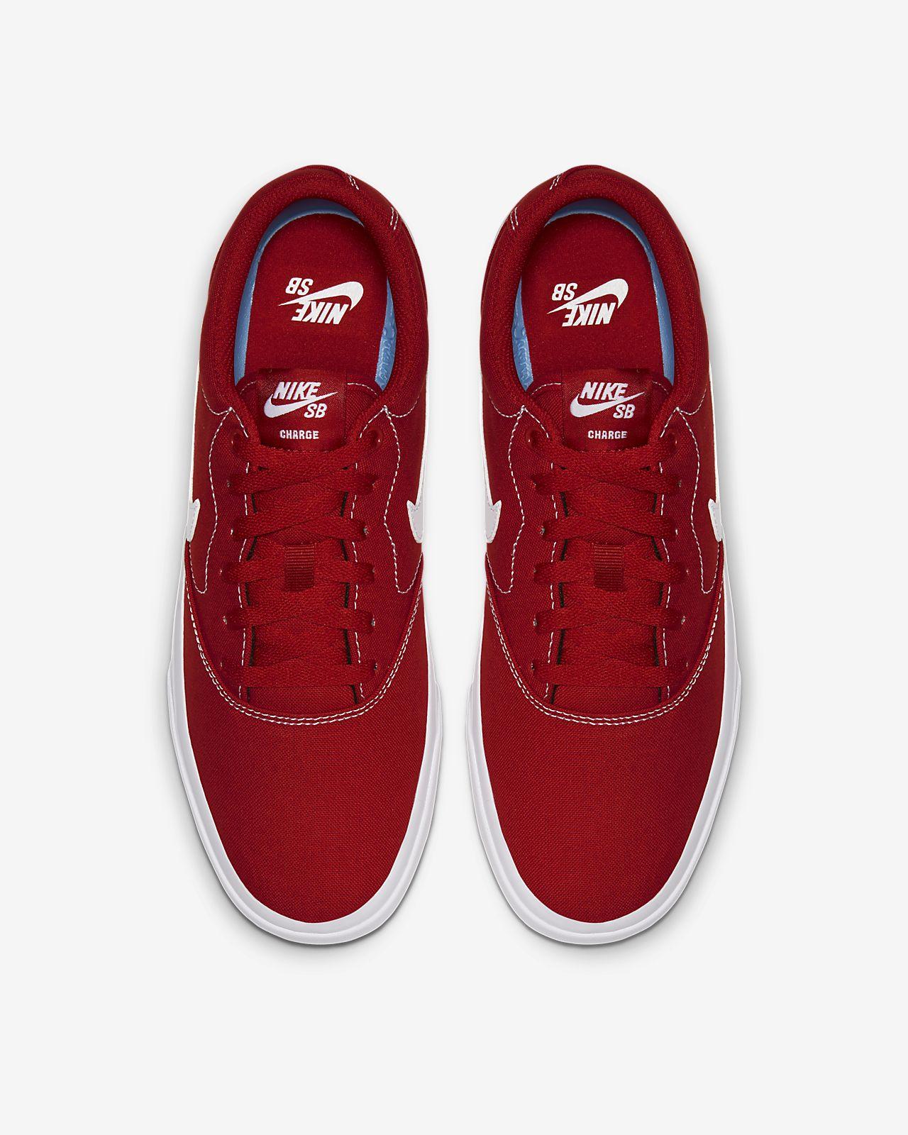 Tênis Nike SB Chron SLR Vermelho