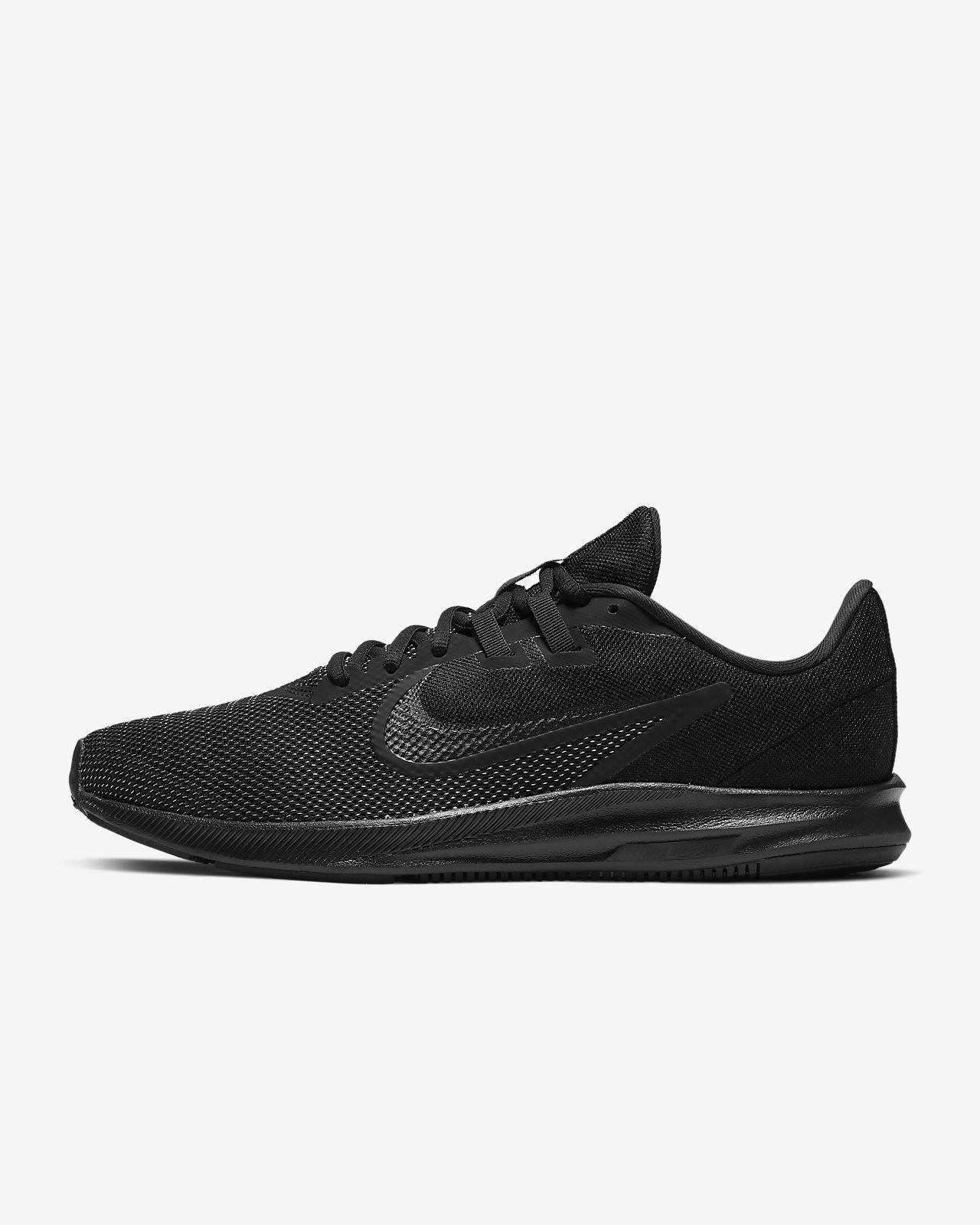 Nike Downshifter 9 M BlackAnthraciteCool GreyWhite �?Se