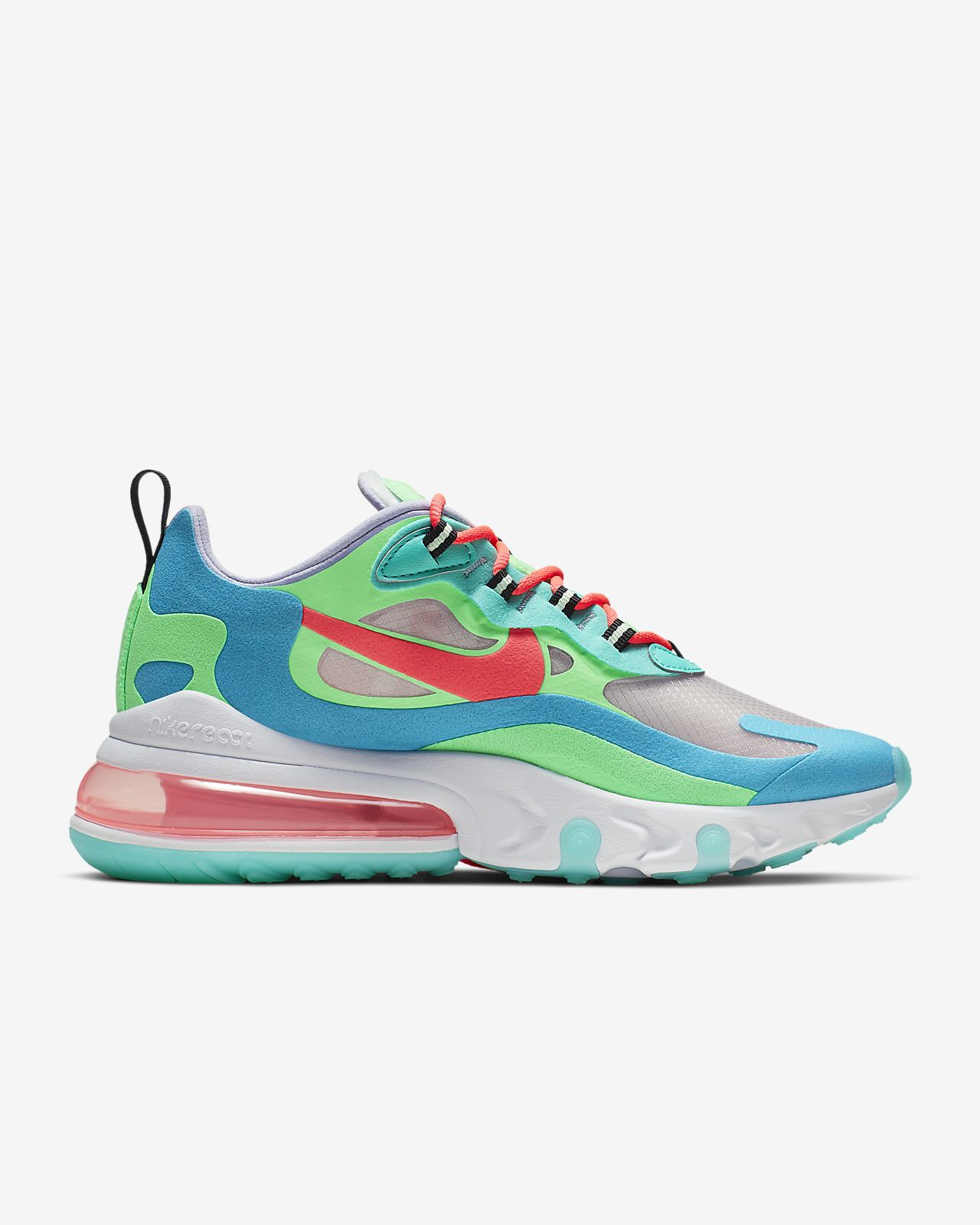 Chaussure Nike Air Max 270 React (« Psychedelic Movement ») pour Femme