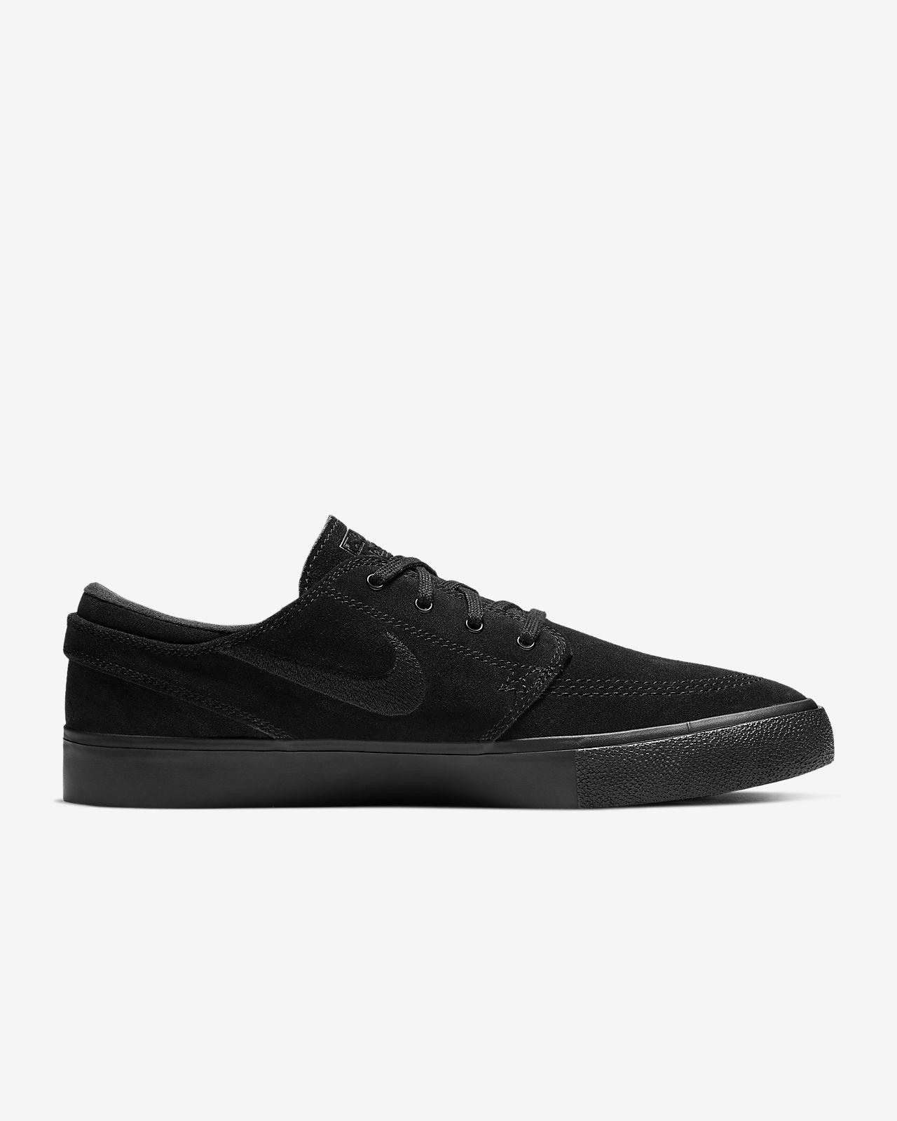 Nike SB Zoom Janoski RM   Grå   Skateskor   AQ7475 002