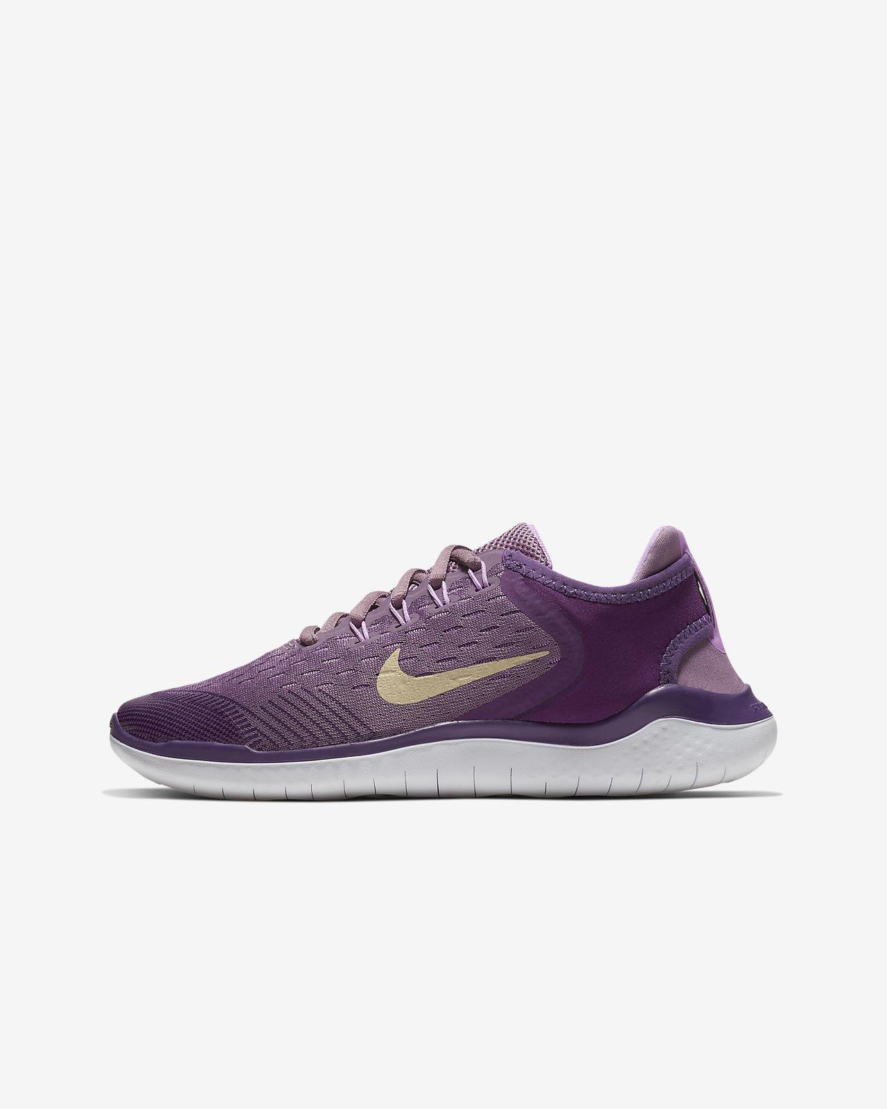 Calzado de running para niños talla grande Nike Free RN 2018