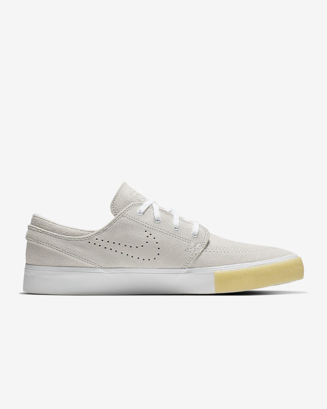 Nike SB Zoom Stefan Janoski: Mid Grey | Nike sb shoes, Nike