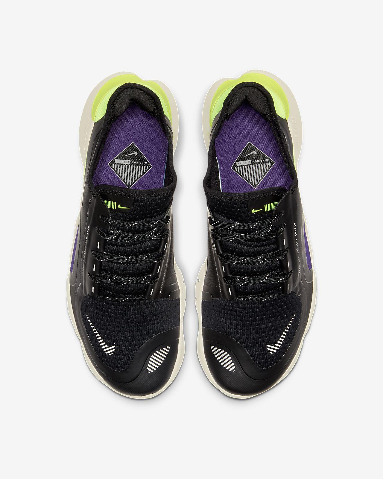 Nike Free RN 5.0 Shield Hardloopschoen voor dames