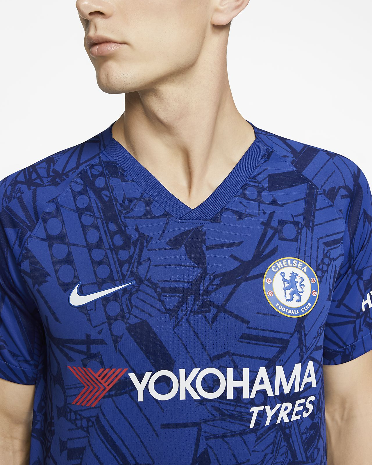 Nike Chelsea FC Home Mens Stadium Soccer Jersey 2019//20