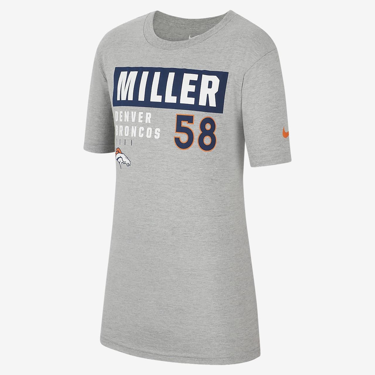 NFL Denver Broncos (Von Miller) Big Kids' (Boys') T-Shirt