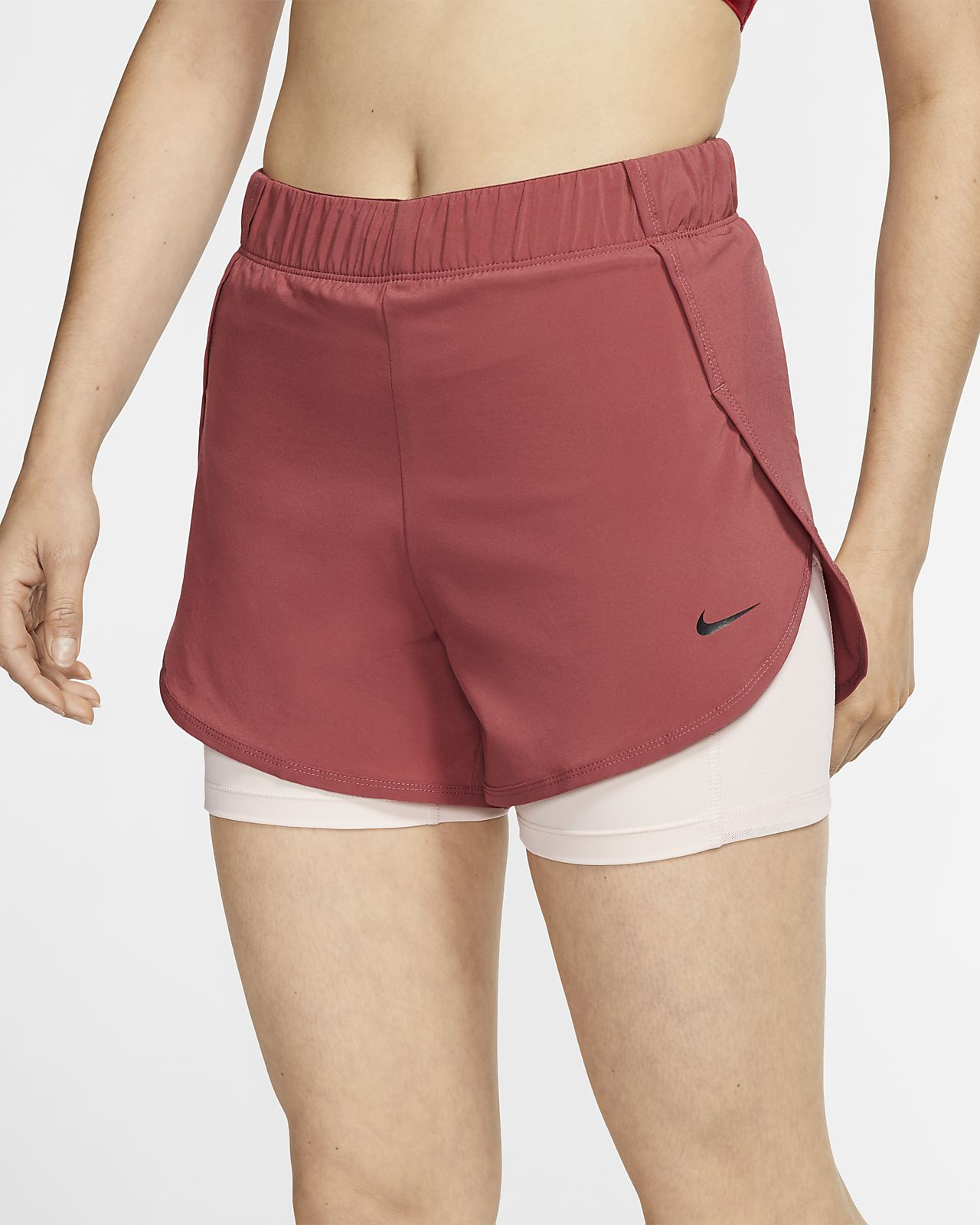 nike 2 in 1 shorts