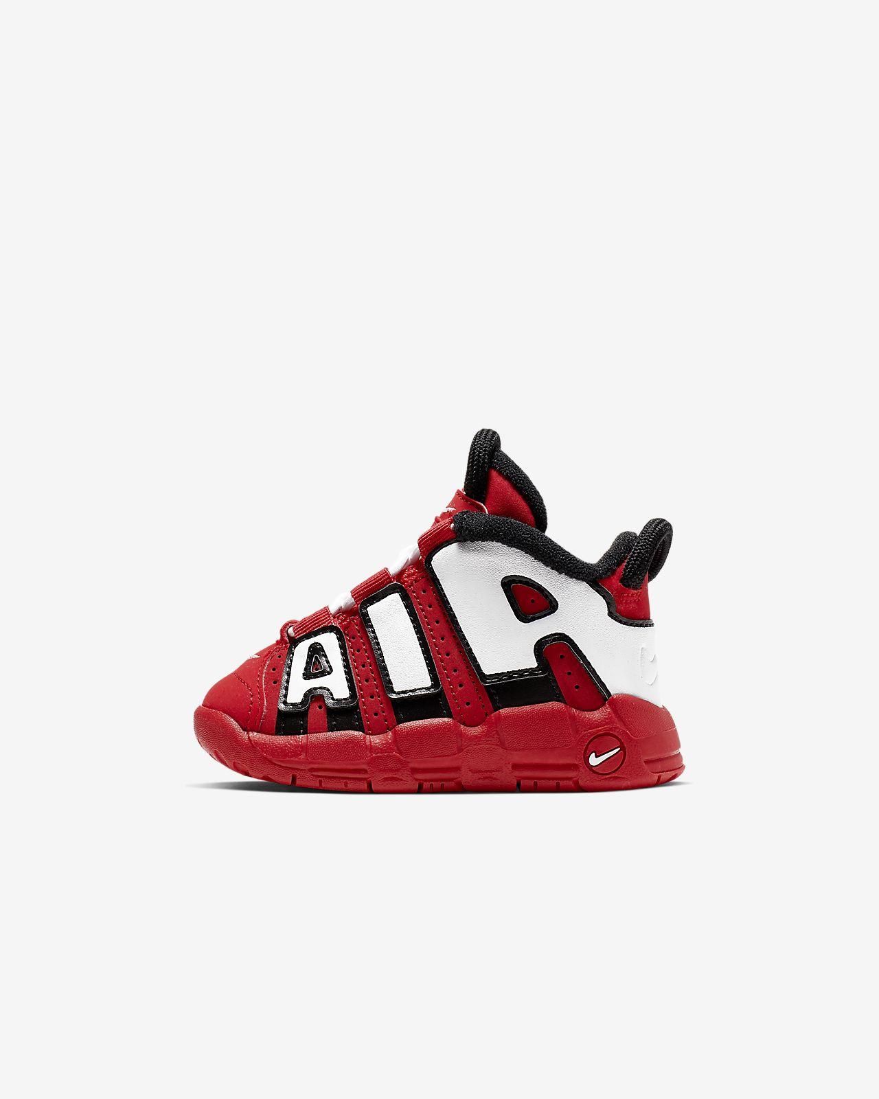Nike Air More Uptempo QS (TD) 婴童运动童鞋