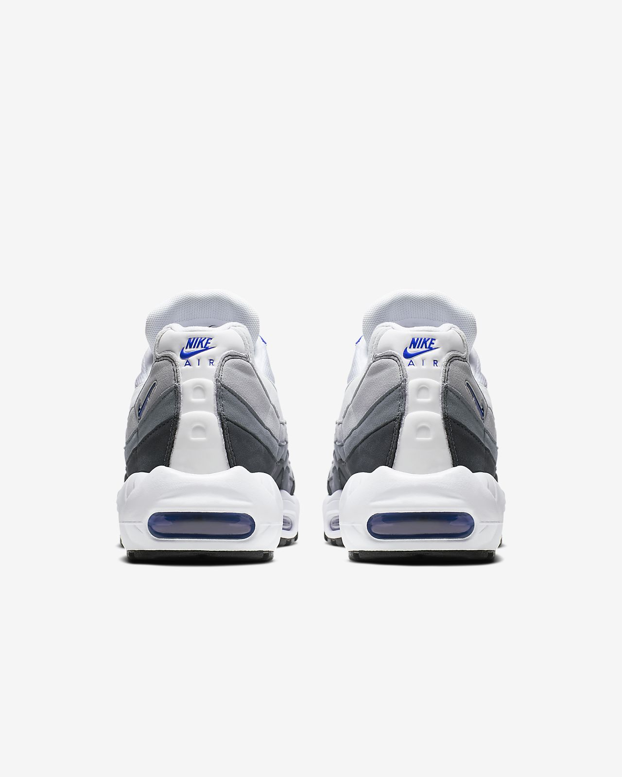 NIKE Loopschoen 'Air Max Advantage 2' in Zwart Wit | ABOUT YOU