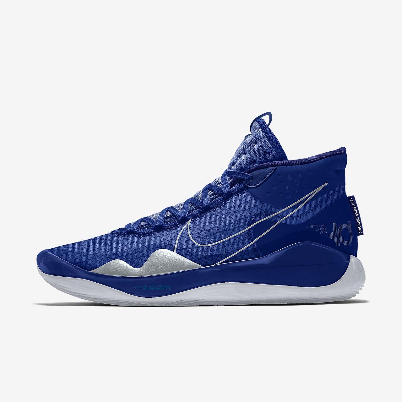 Nike Zoom KD12 By You personalisierbarer Basketballschuh