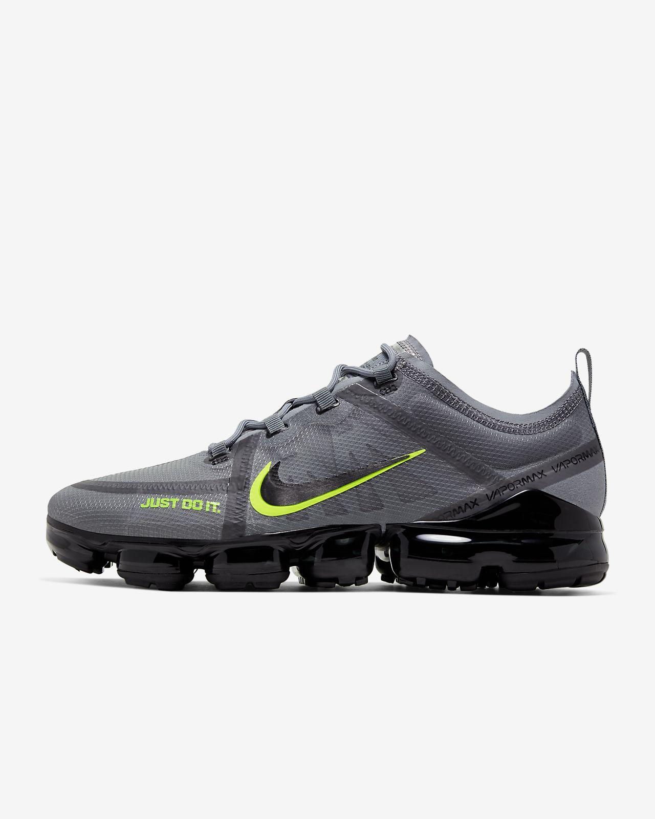 Man Nike Sportswear 2019 2019 Kvinna All Svart Nike Skor Man