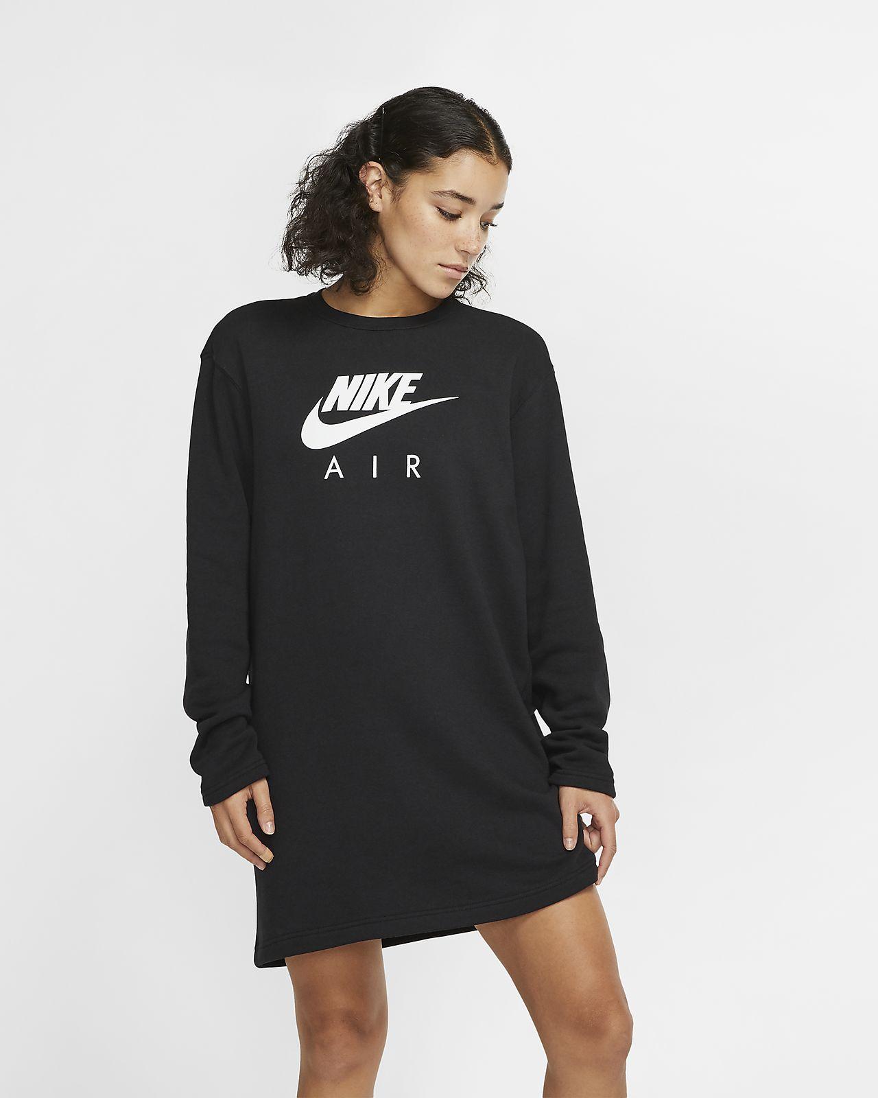Nike Air Fleece-Kleid für Damen