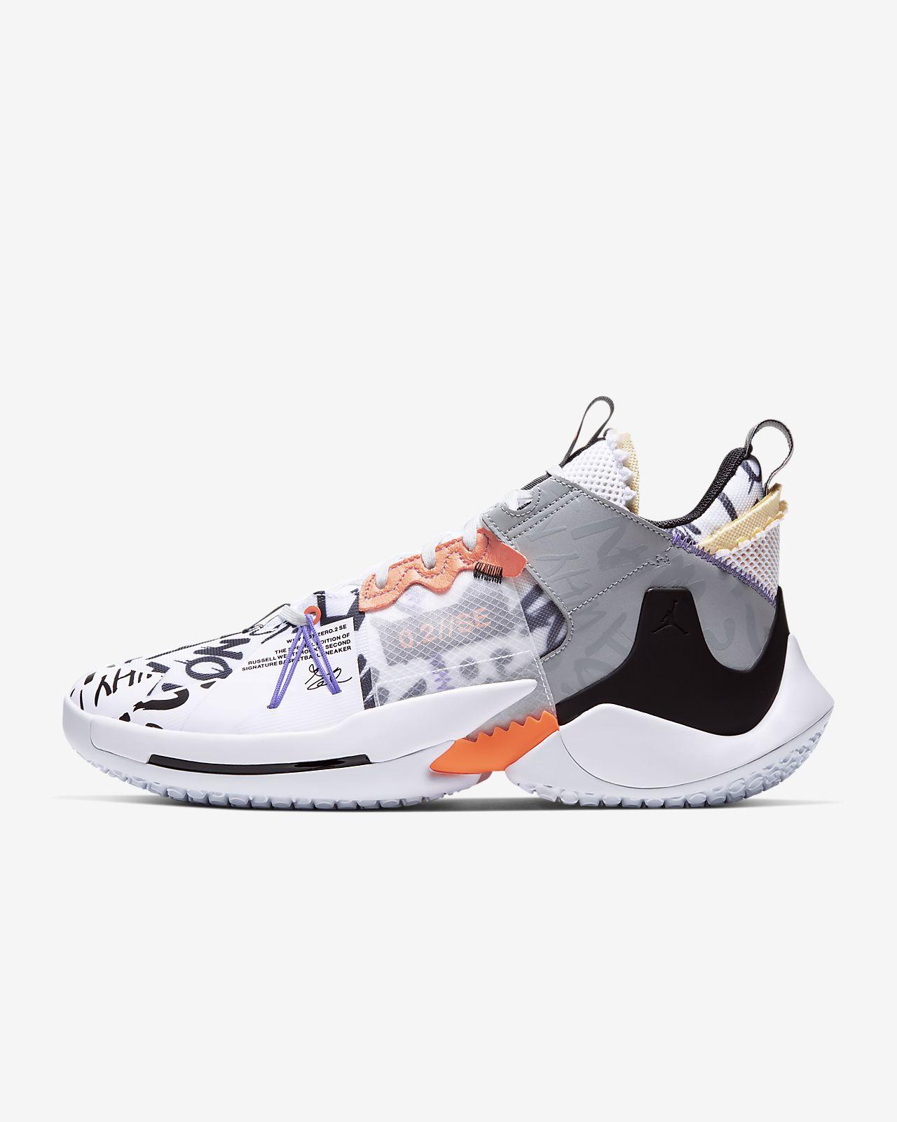 "Jordan ""Why Not?"" Zer0.2 SE PF Men's Basketball Shoe"
