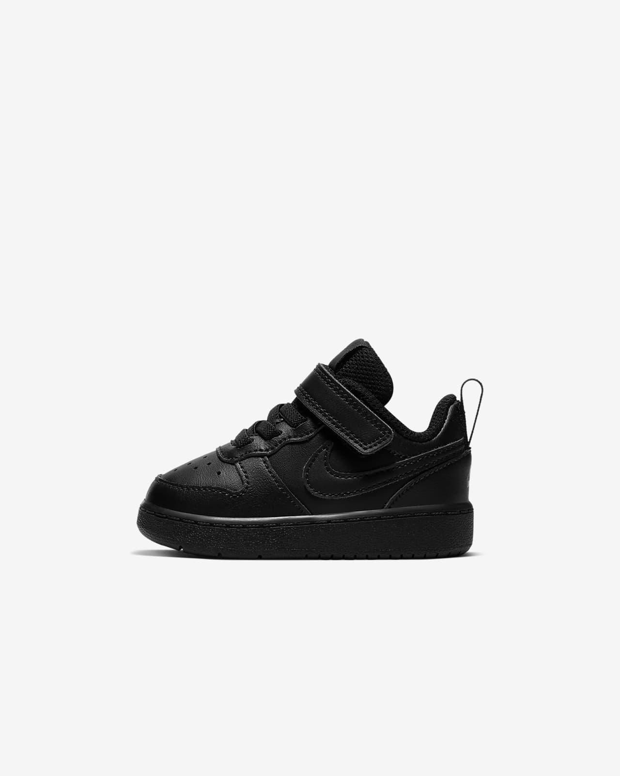 Nike Court Borough Low 2 Schuh für Babys und Kleinkinder