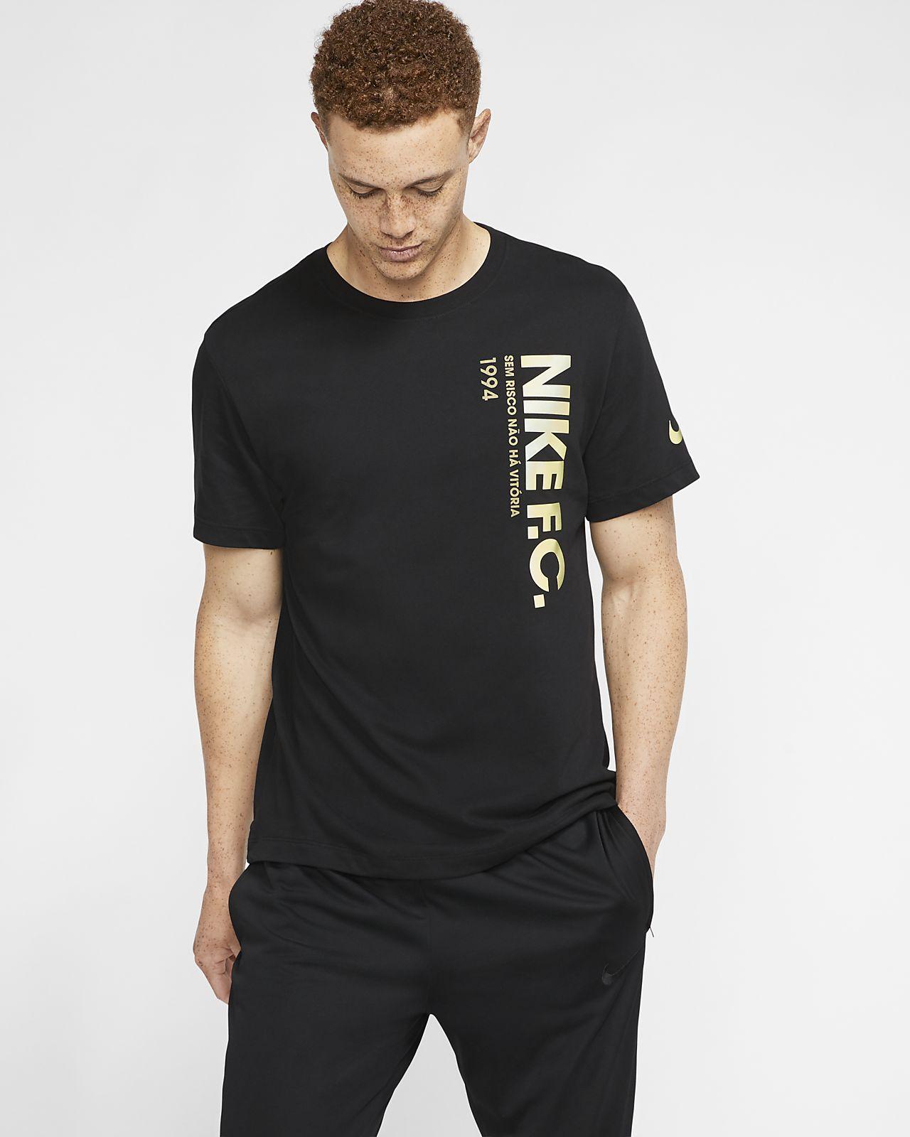nike fc t-shirt