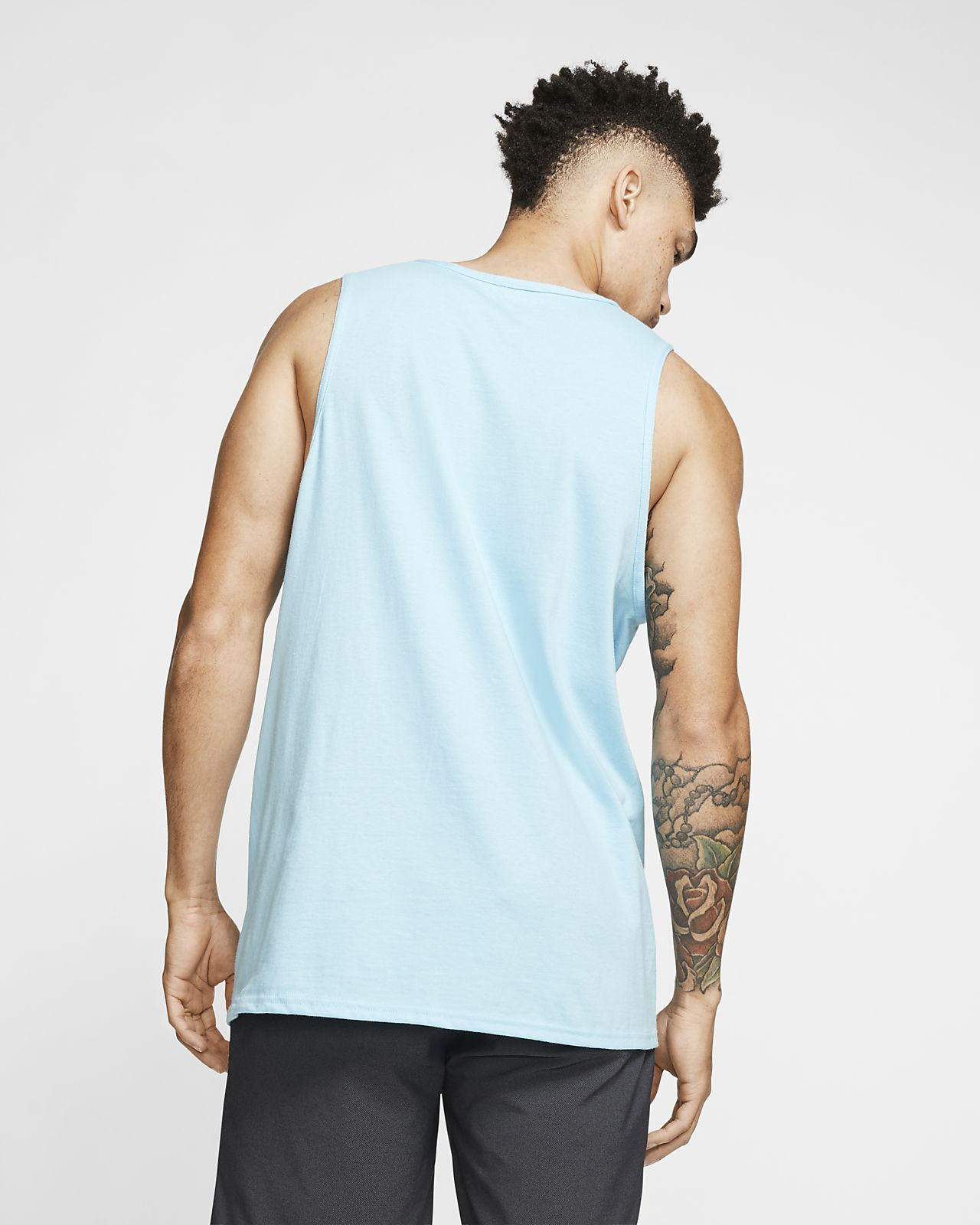 Hurley Little Boys One and Only Cotton Tank Top