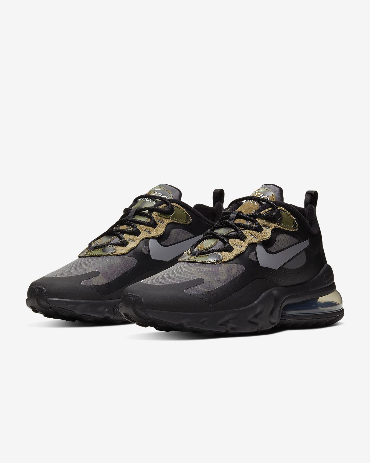 nike air max 270 react chaussure de course homme