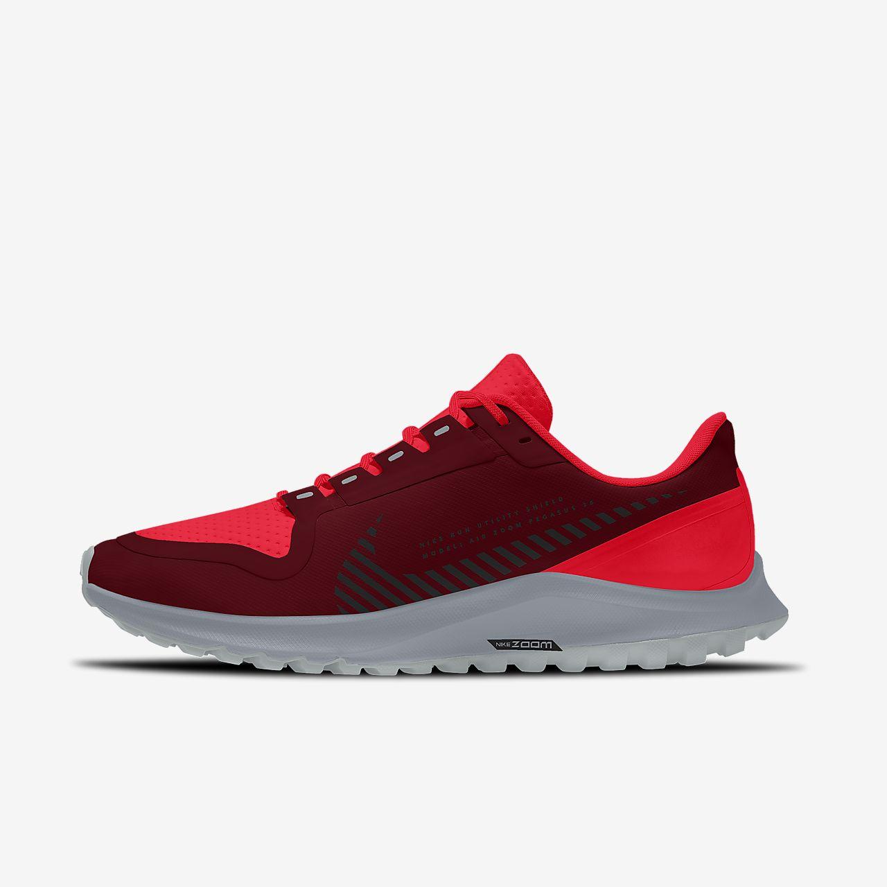 Scarpa da running personalizzabile Nike Air Zoom Pegasus 36 Shield By You Uomo