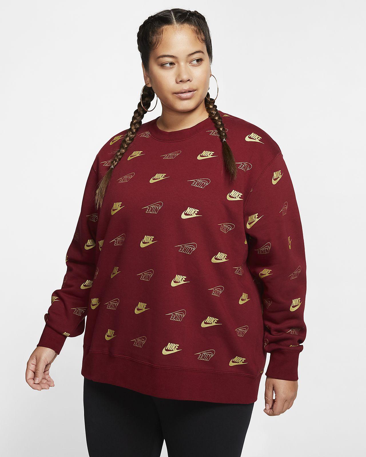Haut en tissu Fleece Nike Sportswear pour Femme (grande