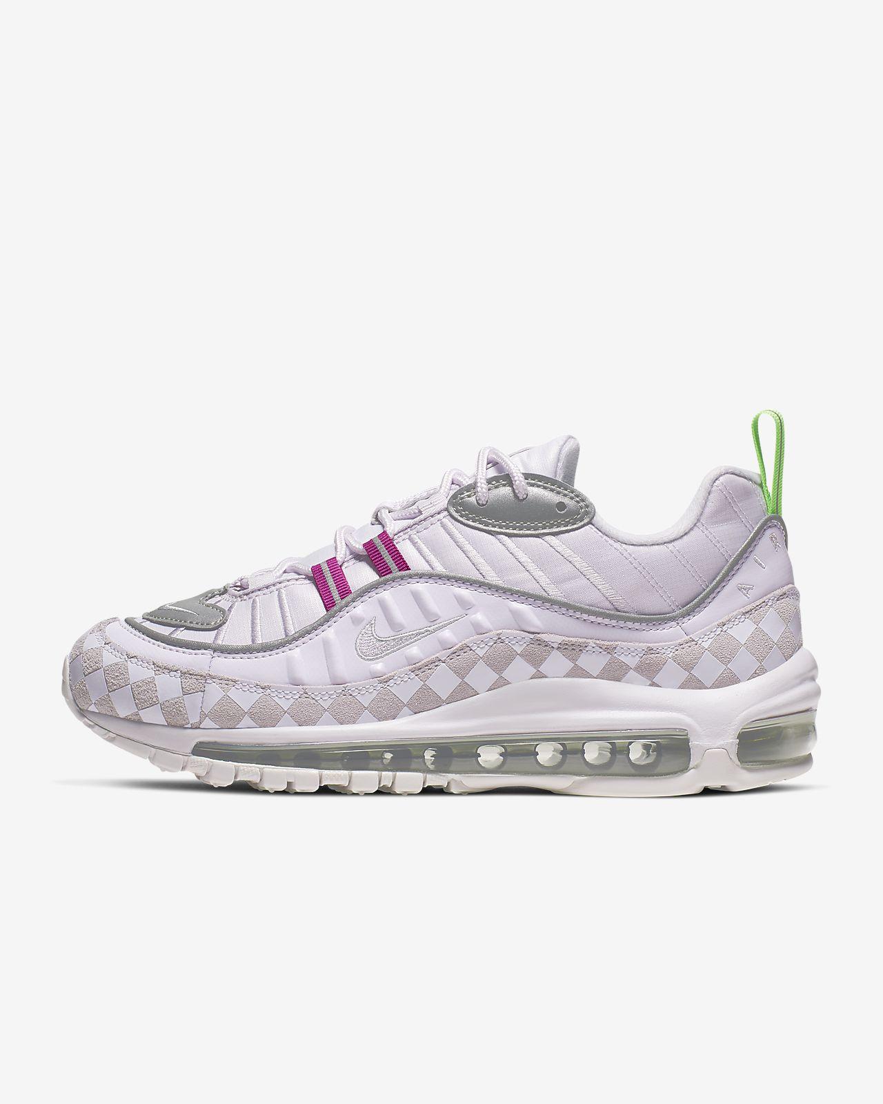 Damskie buty w kratę Nike Air Max 98