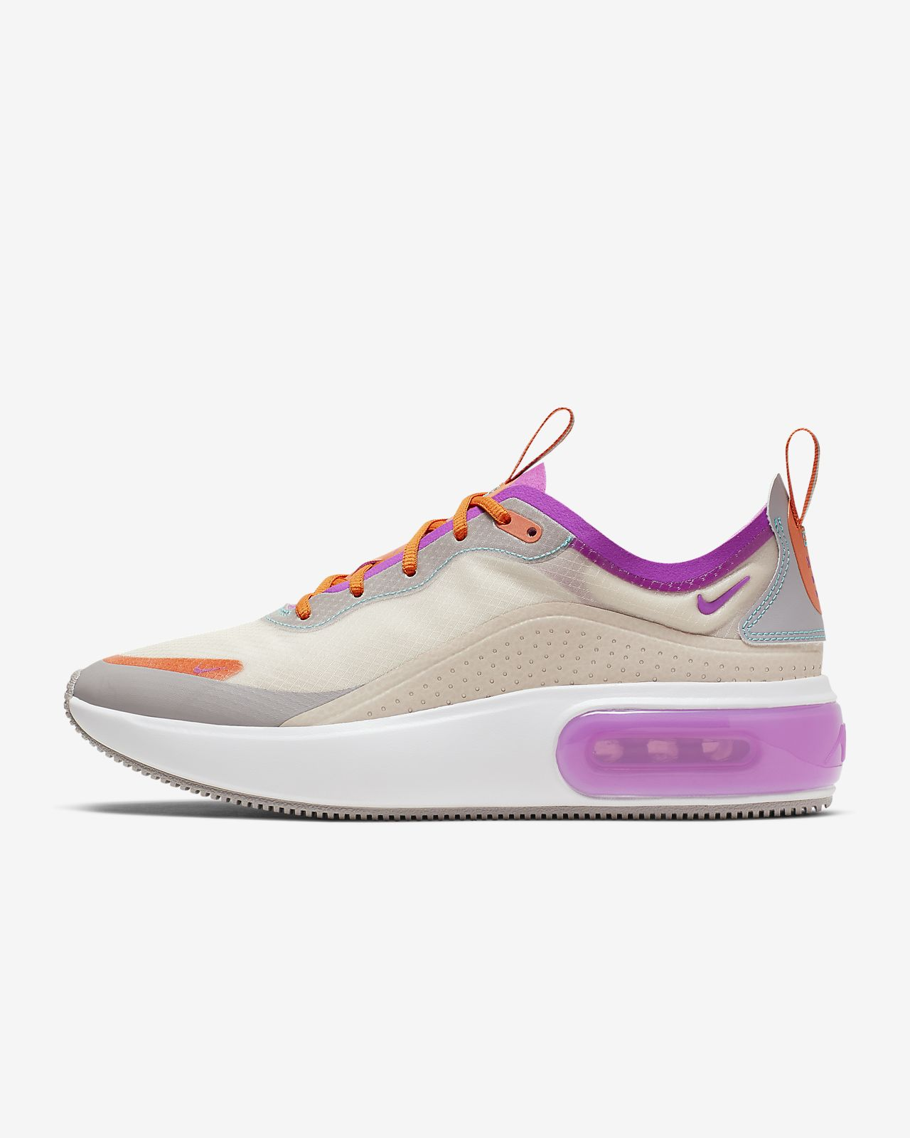 air max dia femme orange