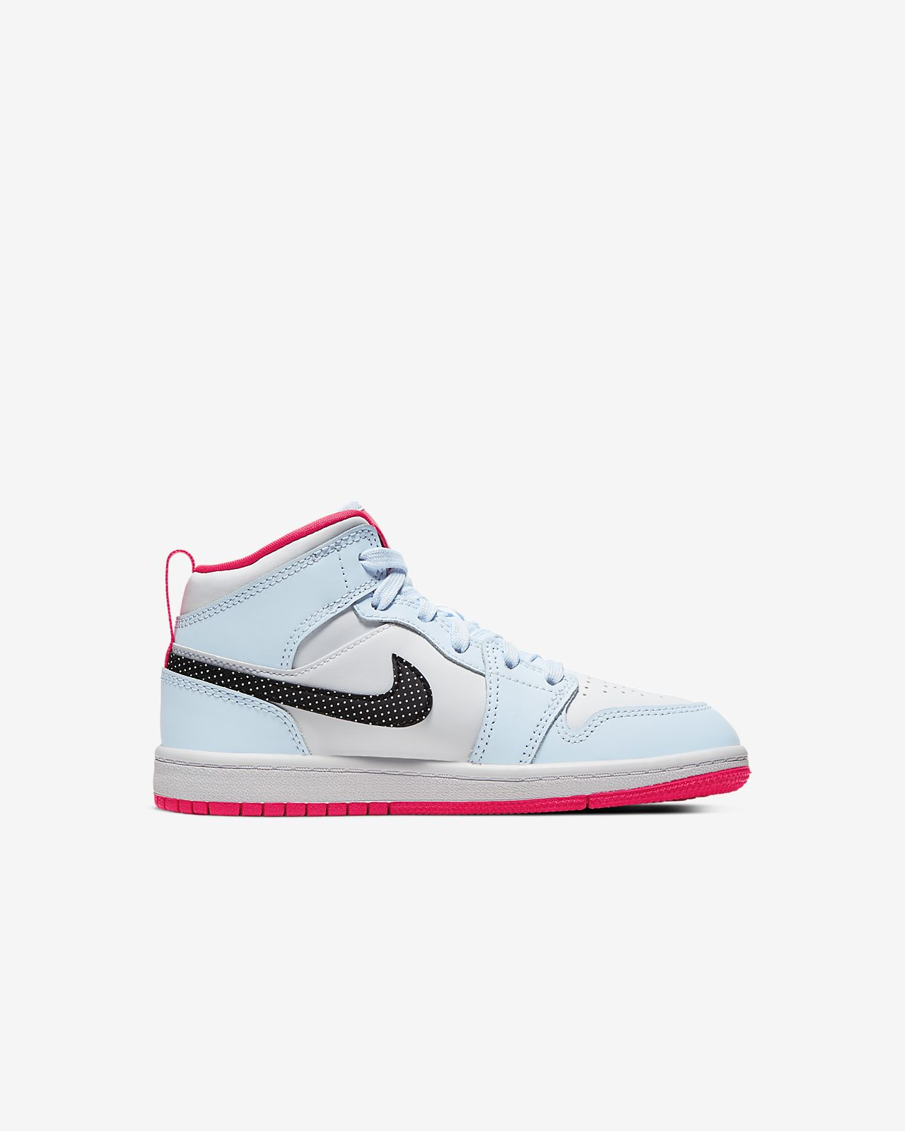 Air Jordan 1 Mid Little Kids Shoe Nike Com