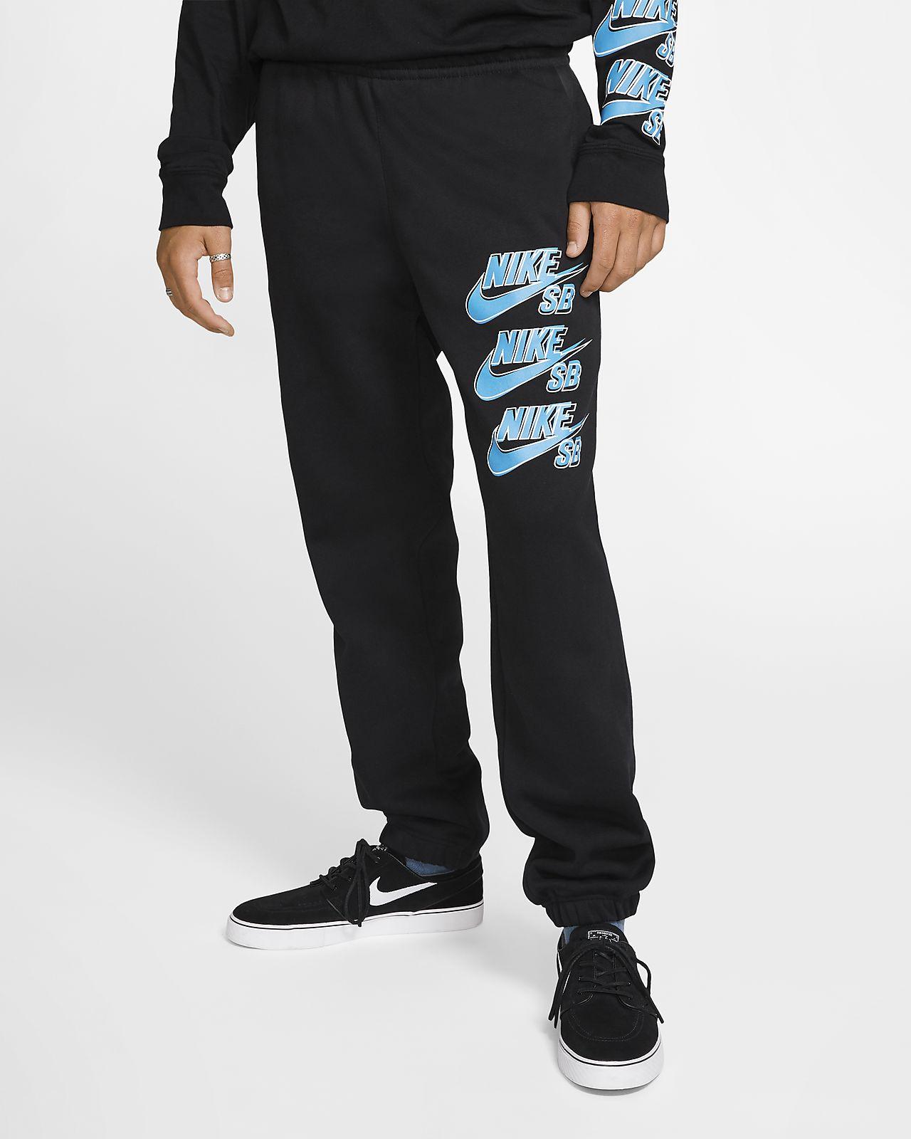 Nike SB Icon Pantalón de skateboard de tejido Fleece - Hombre