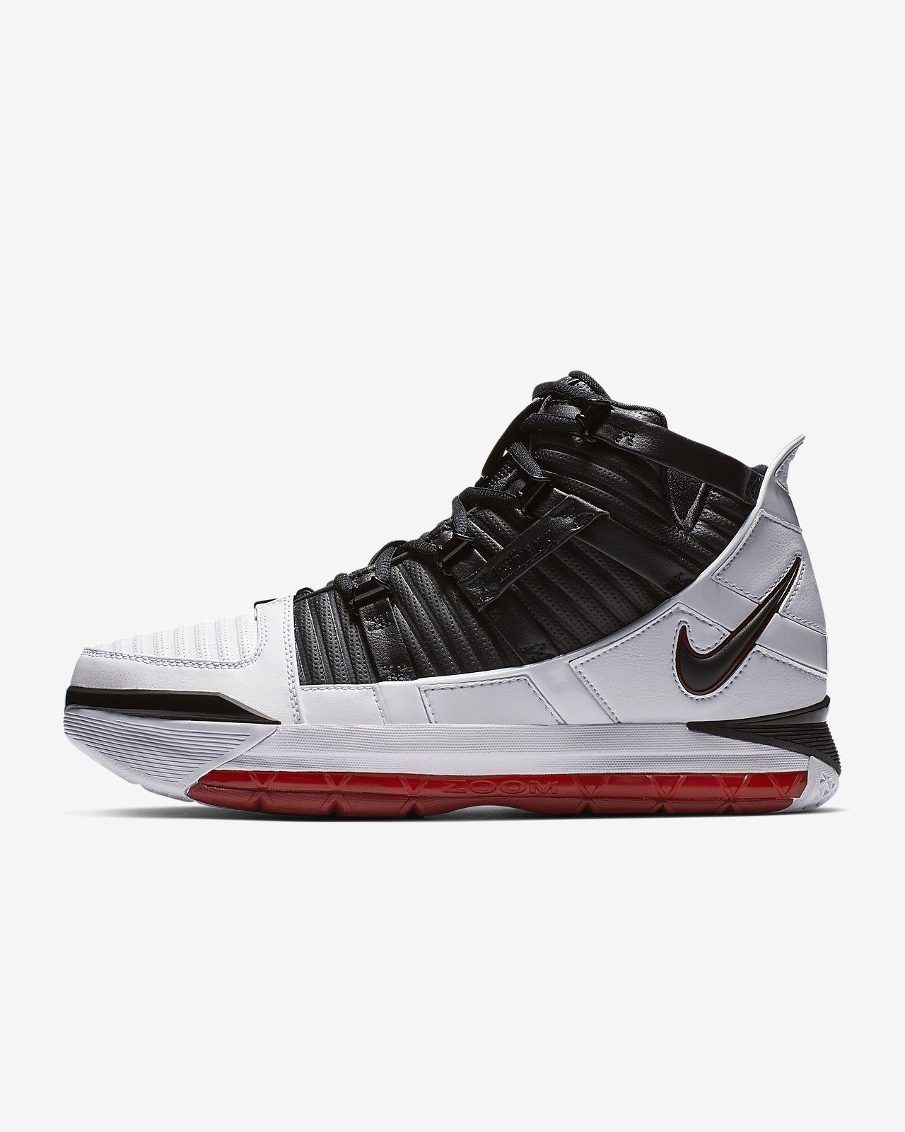 Zoom LeBron 3 QS 男鞋