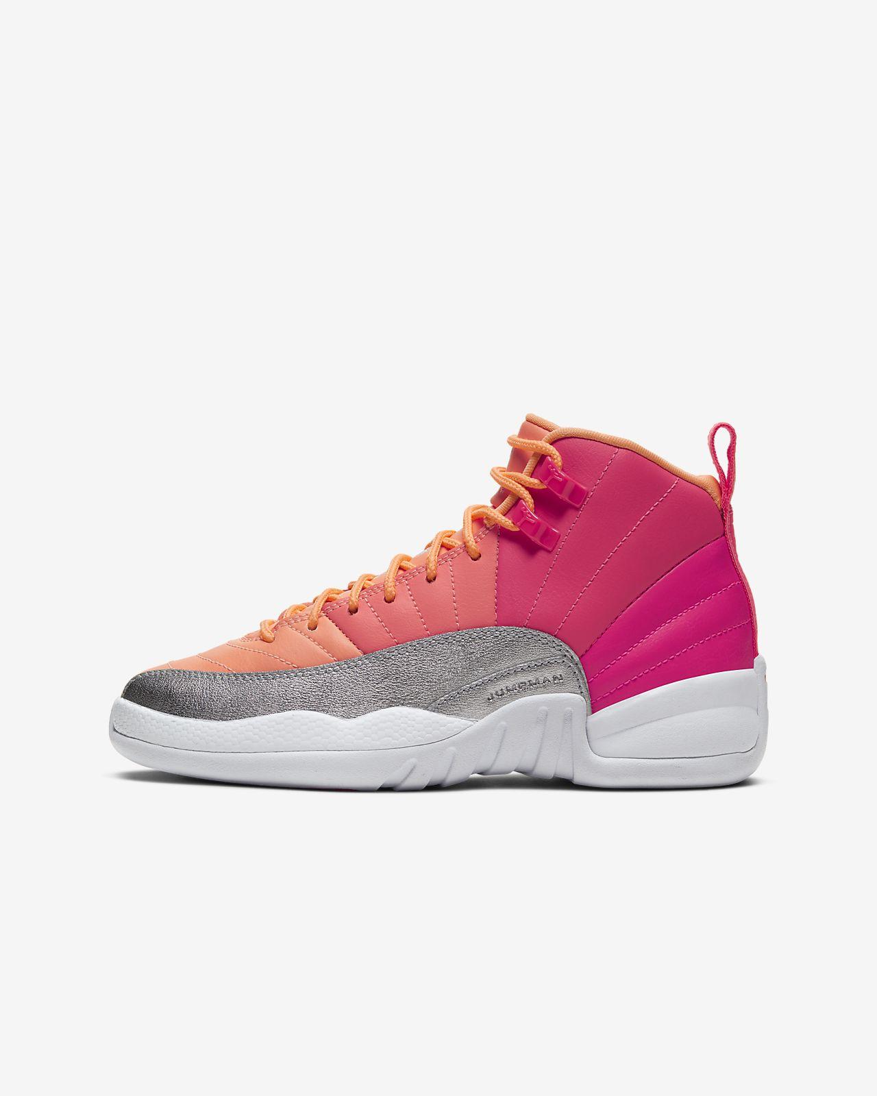 Buty dla dużych dzieci Air Jordan 12 Retro