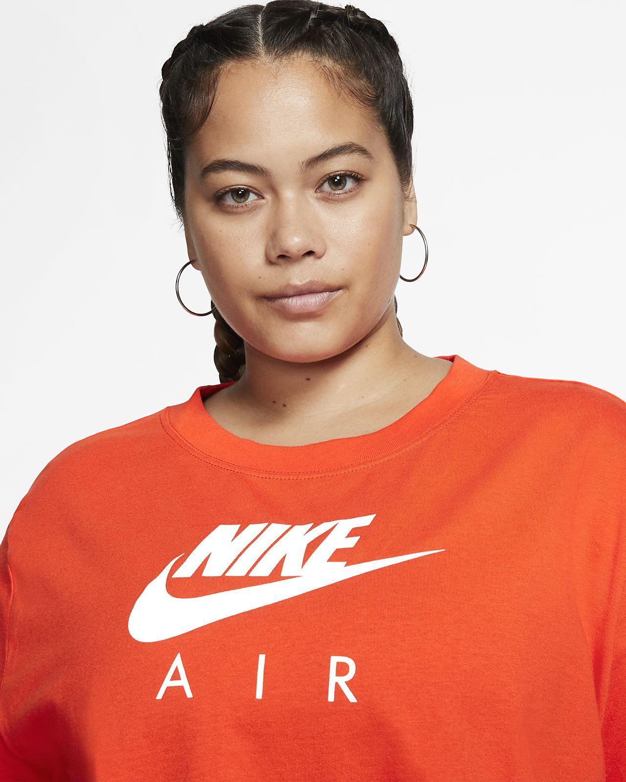 Buy Orange Nike Nike Air Women's Short